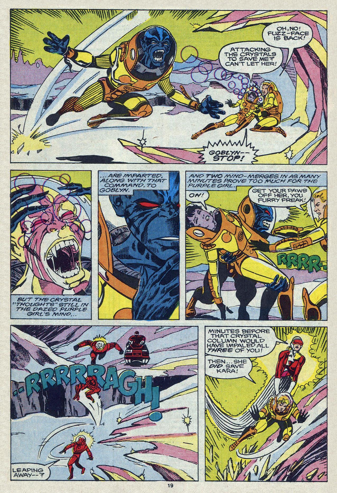 Read online Alpha Flight (1983) comic -  Issue #57 - 26