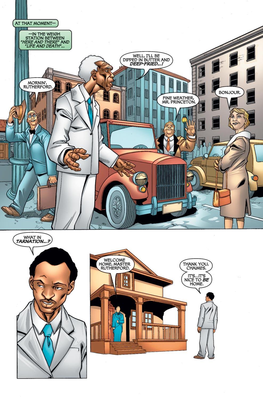 Alpha Flight (2004) issue 10 - Page 12