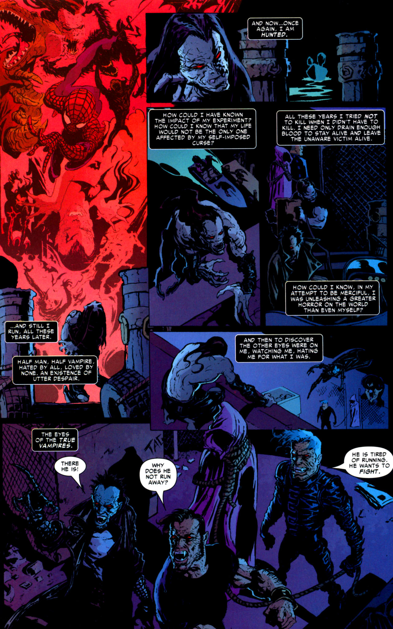 Read online Amazing Fantasy (2004) comic -  Issue #17 - 32