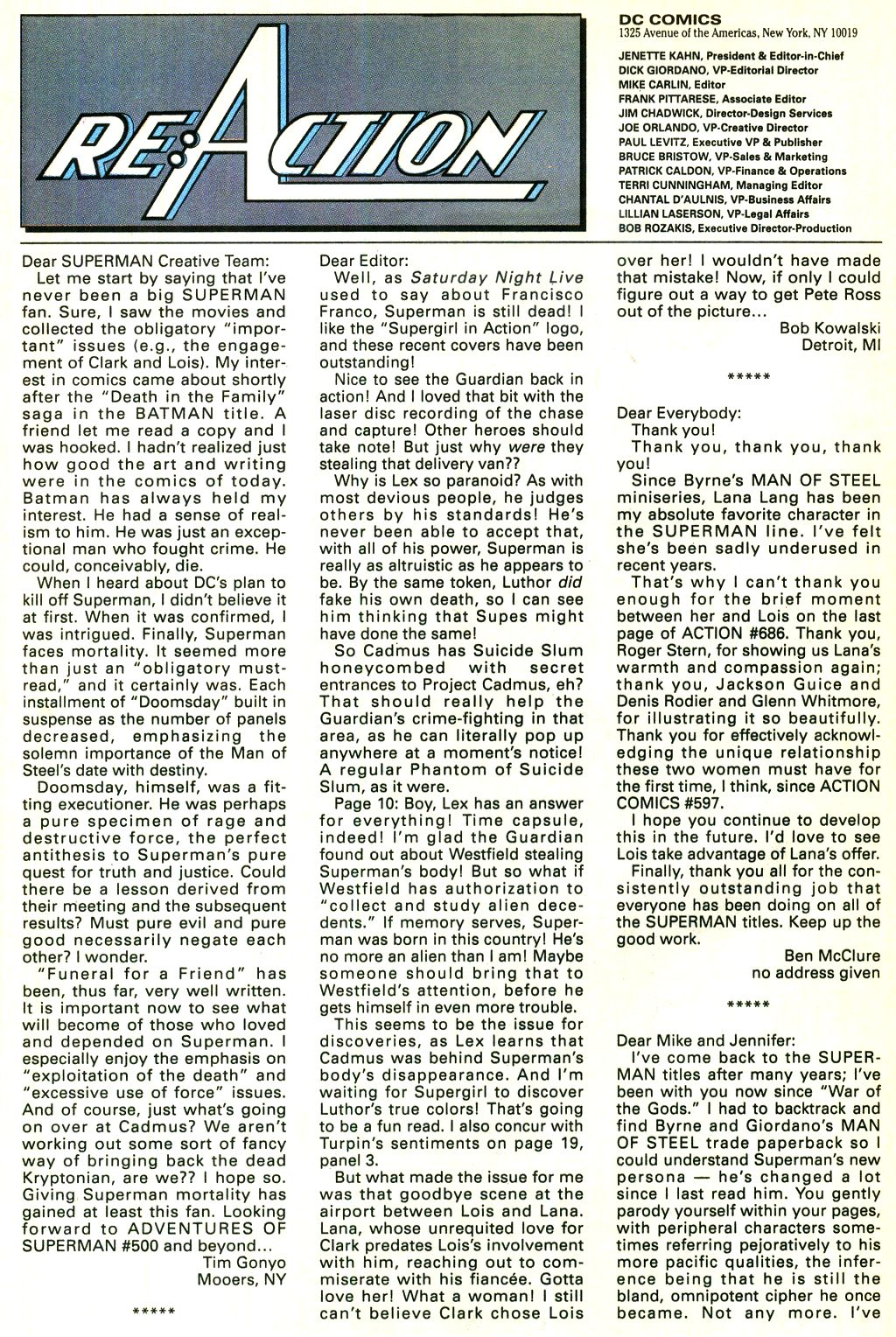 Action Comics (1938) 690 Page 22