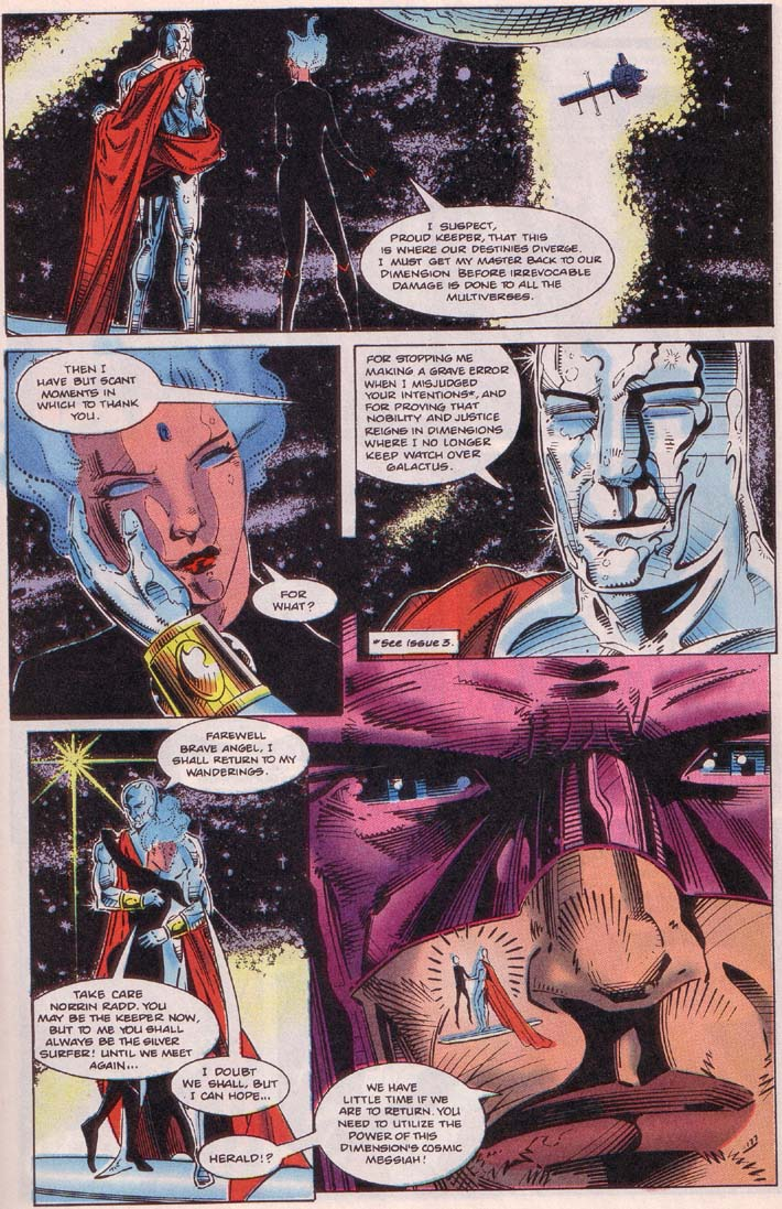 Read online Cyberspace 3000 comic -  Issue #5 - 11
