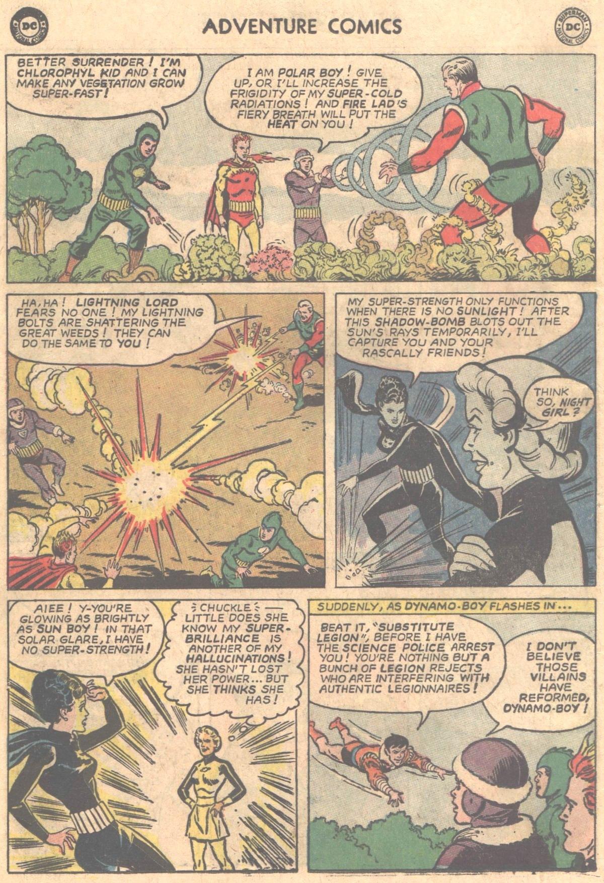 Read online Adventure Comics (1938) comic -  Issue #331 - 9