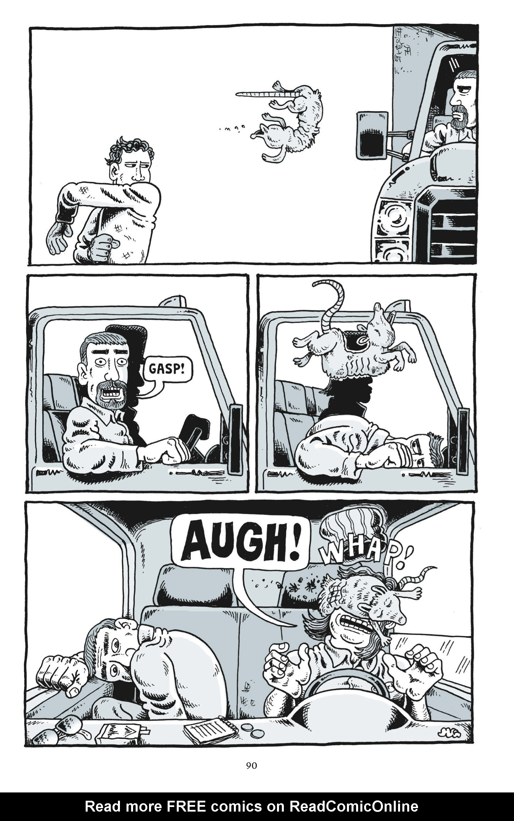 Read online Trashed comic -  Issue # Full - 89