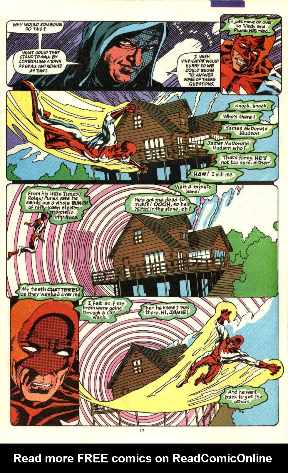 Read online Alpha Flight (1983) comic -  Issue #93 - 13
