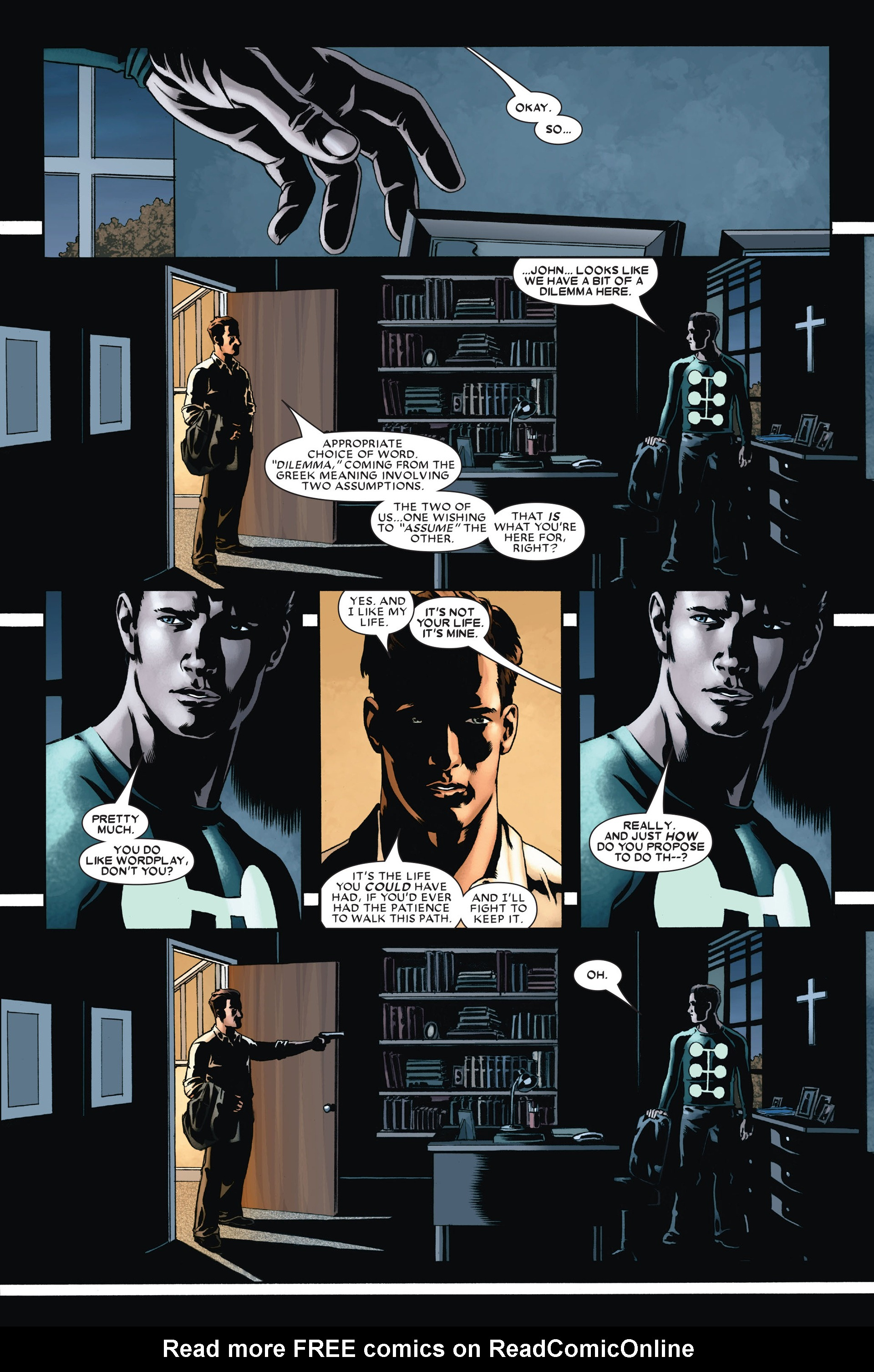 Read online X-Factor (2006) comic -  Issue #16 - 14