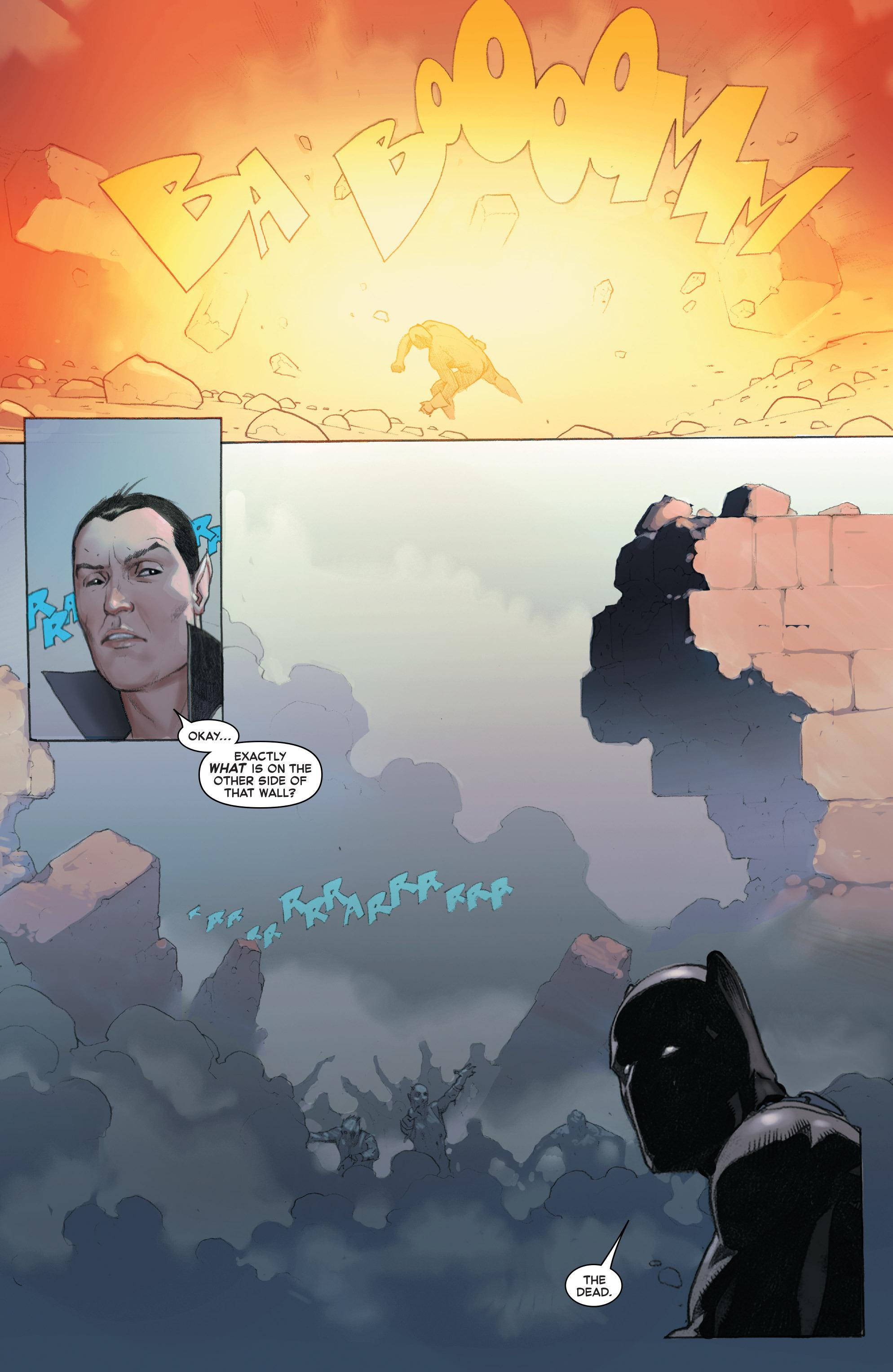 Read online Secret Wars comic -  Issue #7 - 21