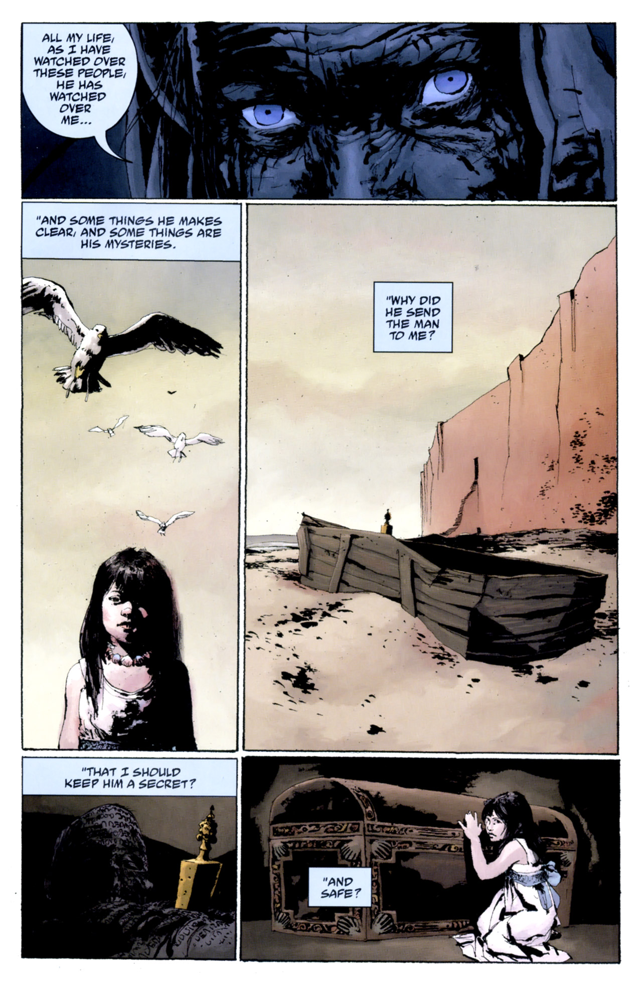 Read online Abe Sapien: The Drowning comic -  Issue #4 - 15