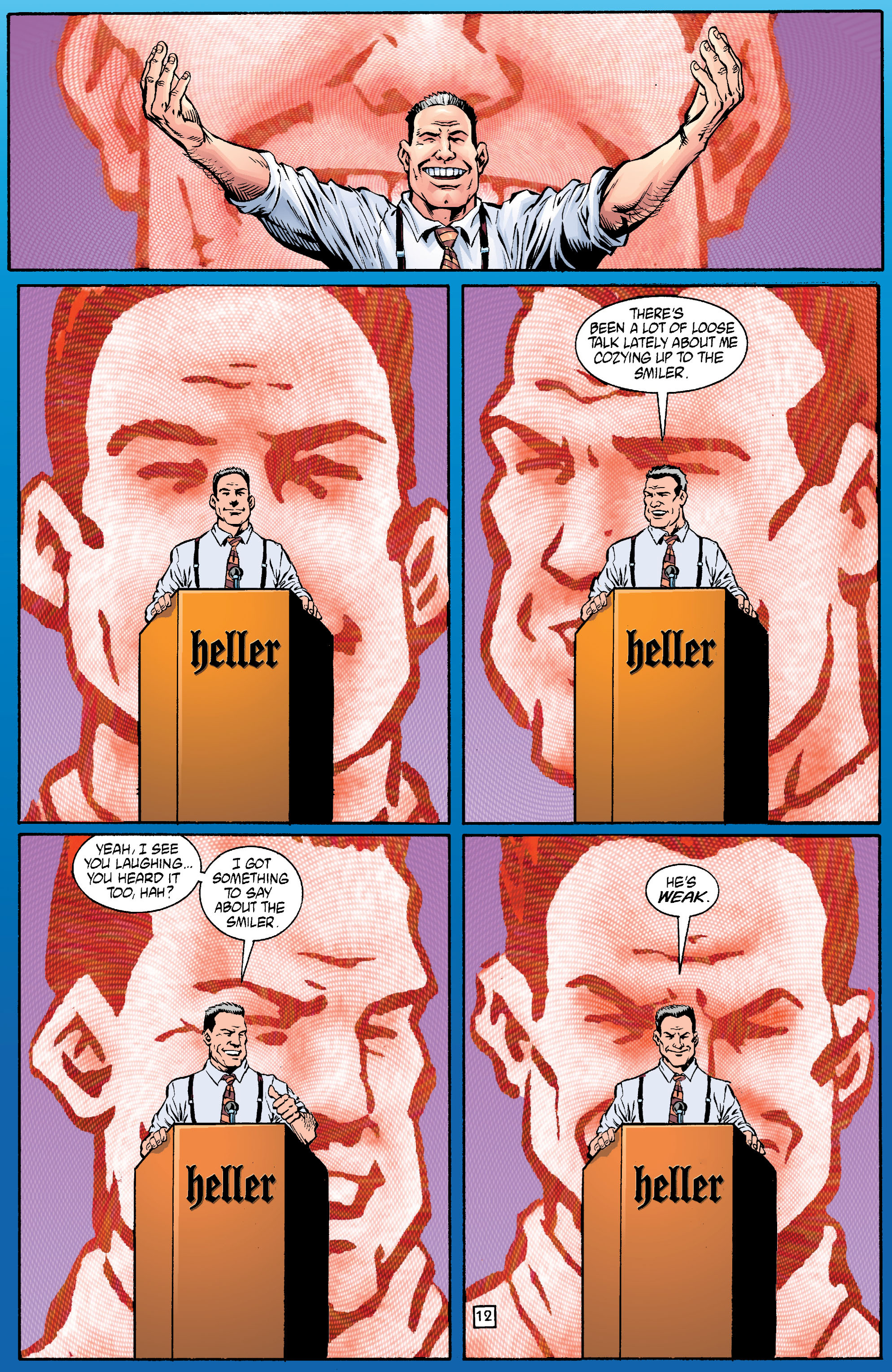 Read online Transmetropolitan comic -  Issue #15 - 13