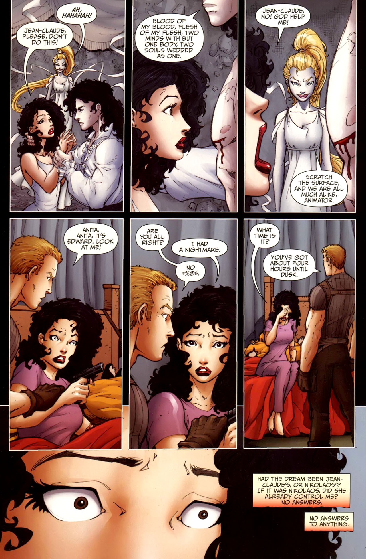 Read online Anita Blake, Vampire Hunter: Guilty Pleasures comic -  Issue #10 - 15