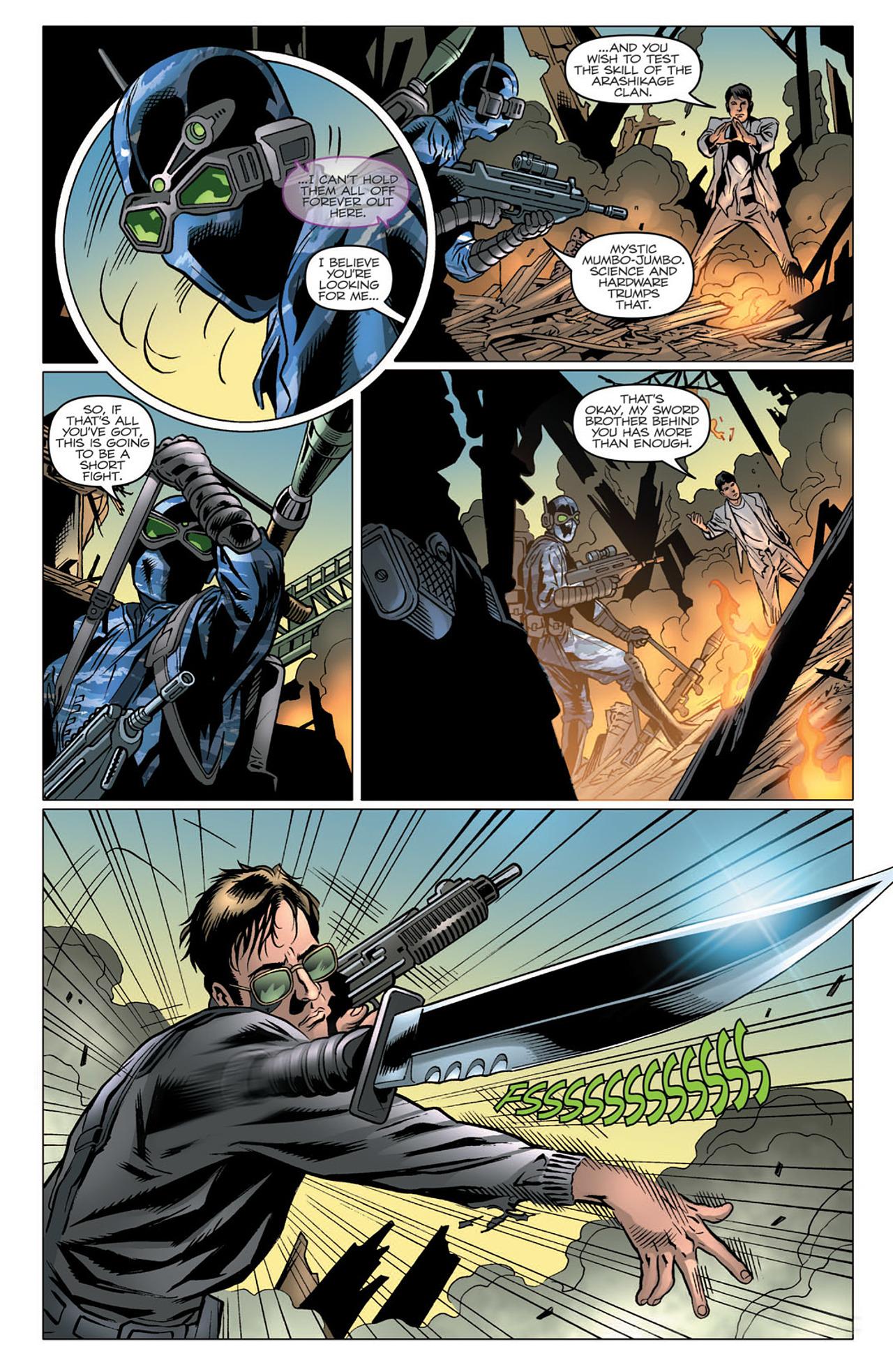 G.I. Joe: A Real American Hero 172 Page 13