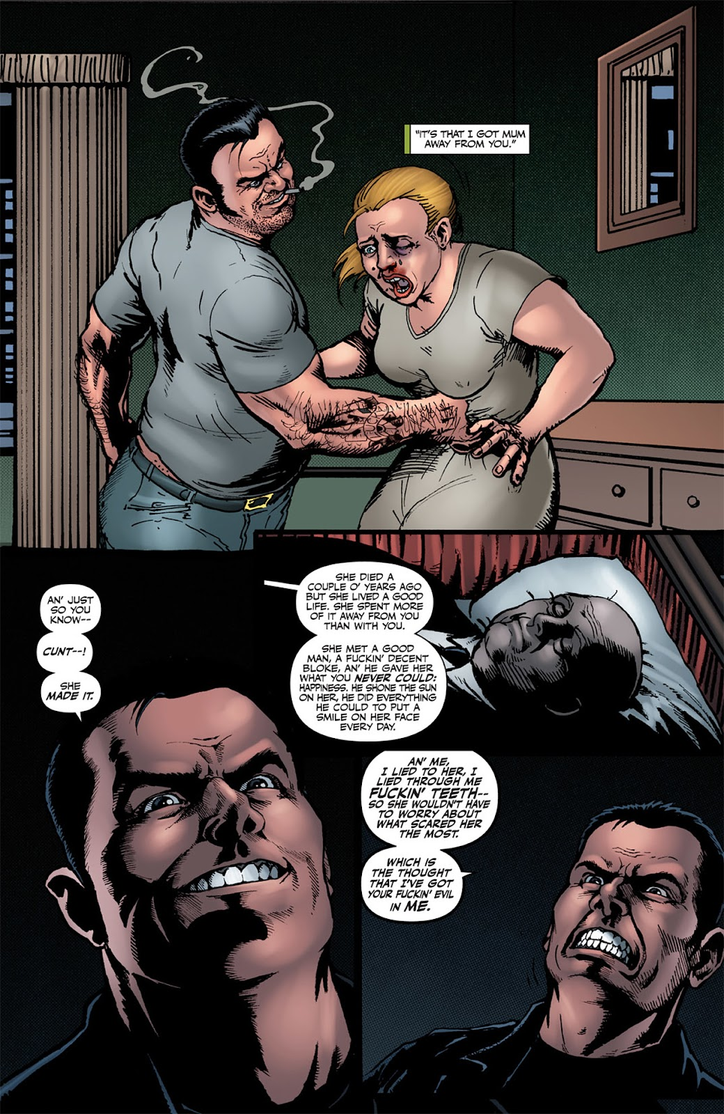 Read online The Boys: Butcher, Baker, Candlestickmaker comic -  Issue #6 - 20