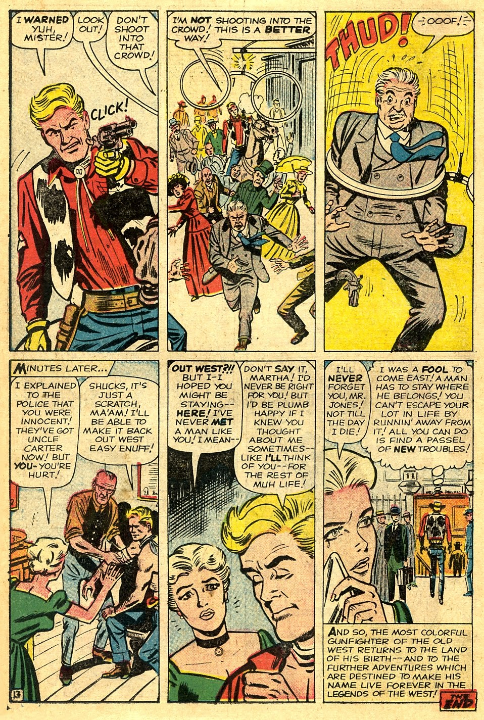 Kid Colt Outlaw issue 108 - Page 18