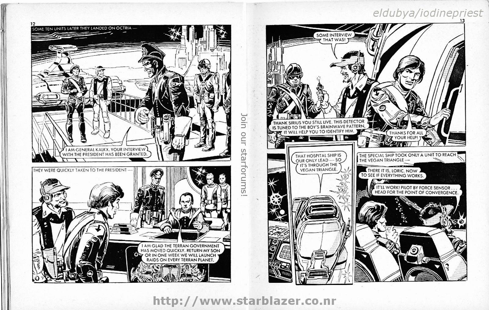 Starblazer issue 97 - Page 8