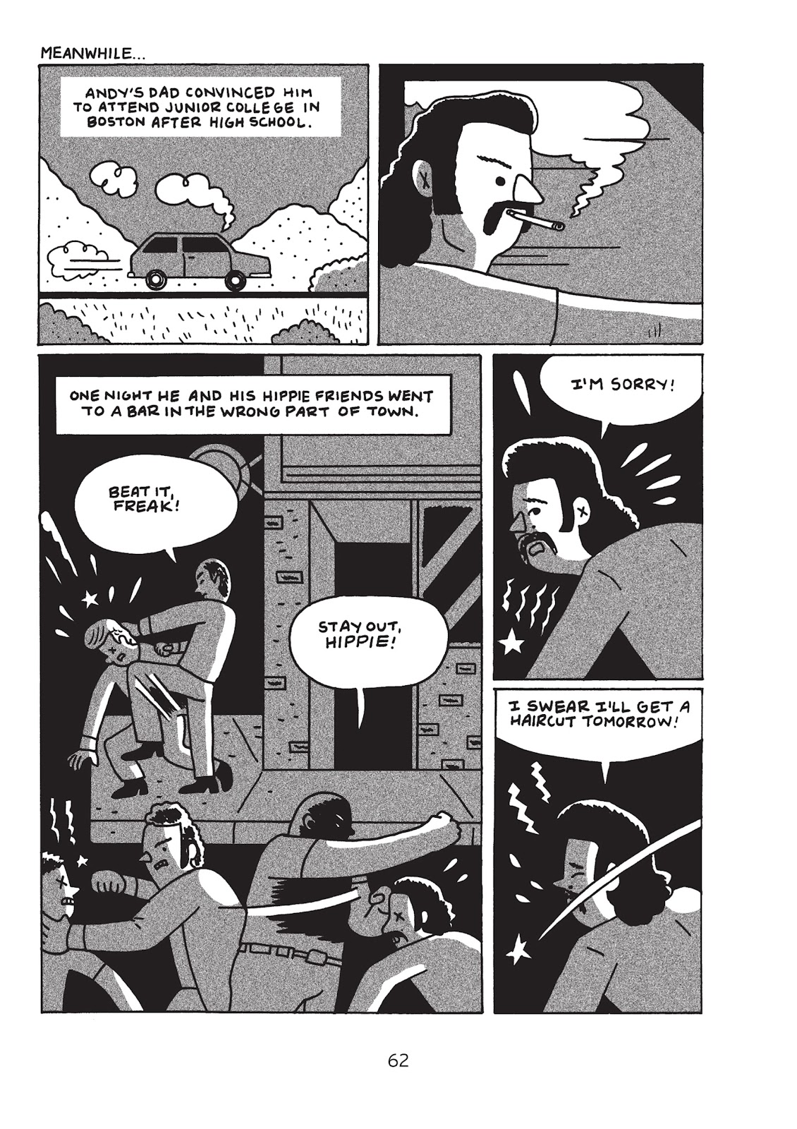 Read online Is This Guy For Real?: The Unbelievable Andy Kaufman comic -  Issue # TPB (Part 1) - 67