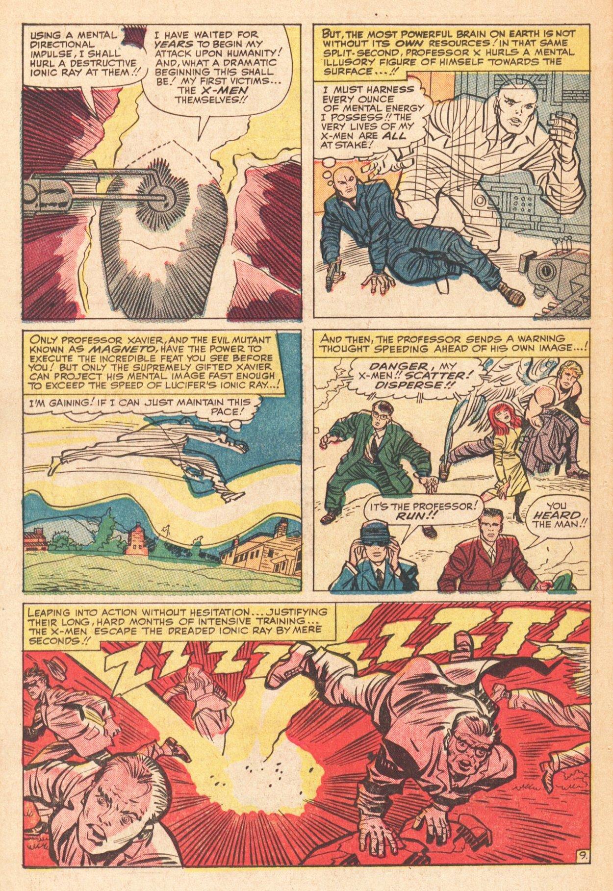 Read online Uncanny X-Men (1963) comic -  Issue # _Annual 1 - 12