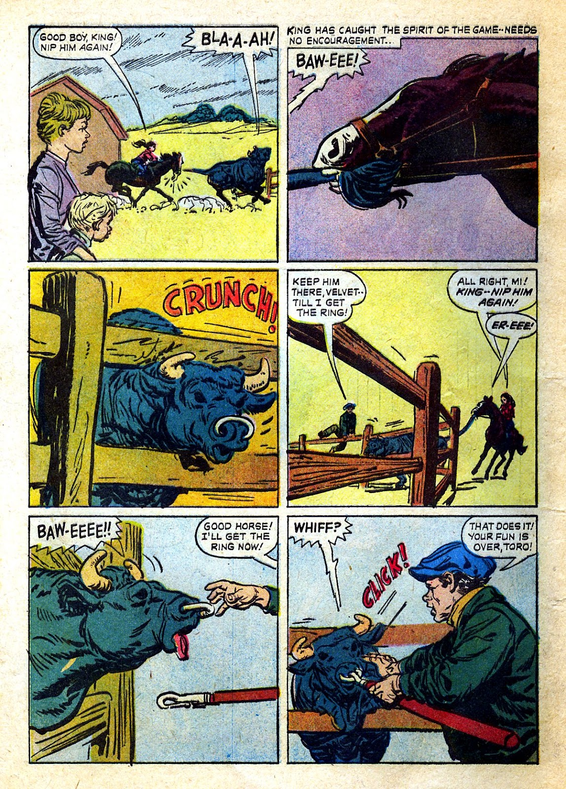 Four Color Comics issue 1195 - Page 31