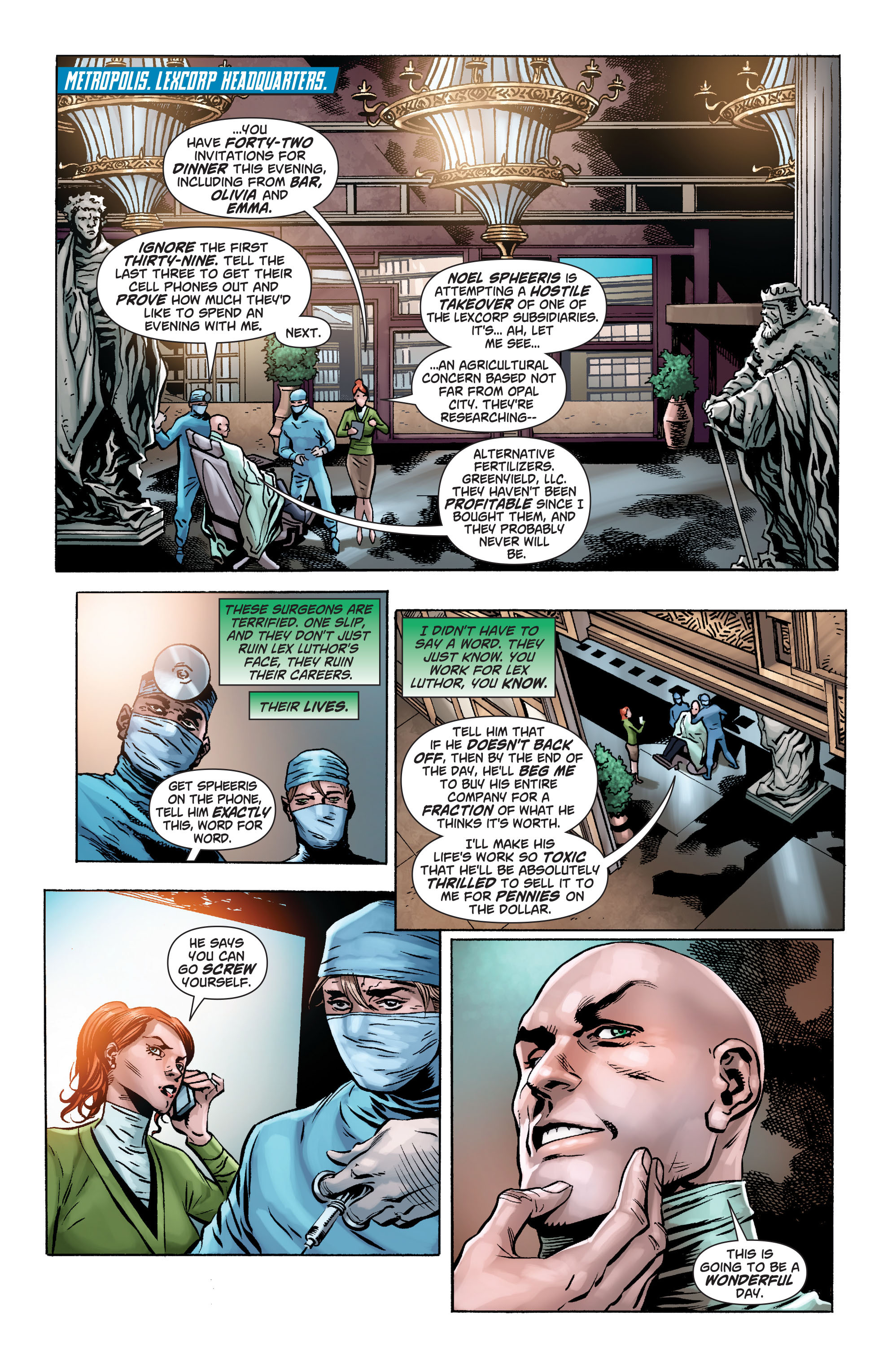 Read online Action Comics (2011) comic -  Issue #23.3 - 6