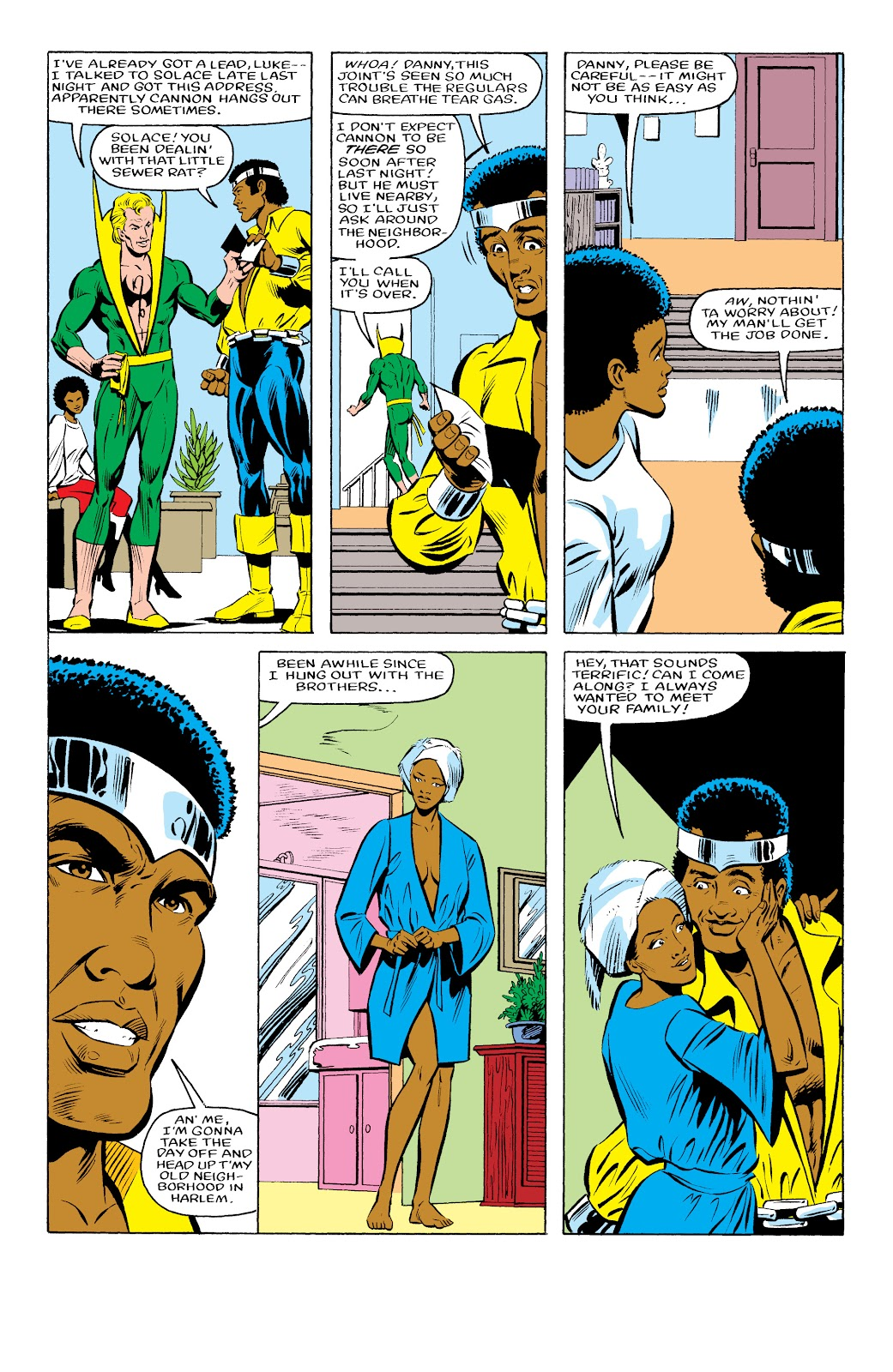 Power Man and Iron Fist (1978) issue _TPB_3_(Part_5) - Page 1