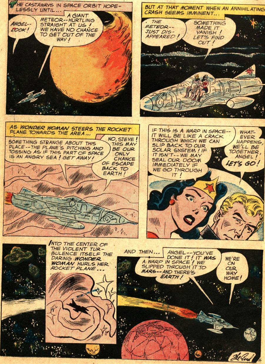 Read online Wonder Woman (1942) comic -  Issue #99 - 18