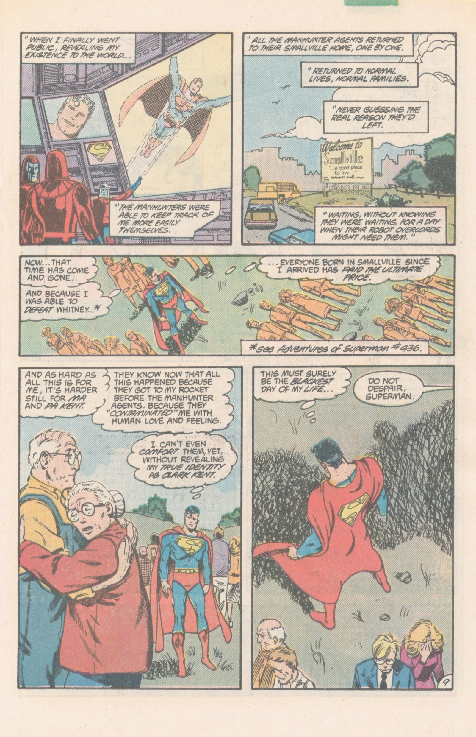 Read online Action Comics (1938) comic -  Issue #596 - 14