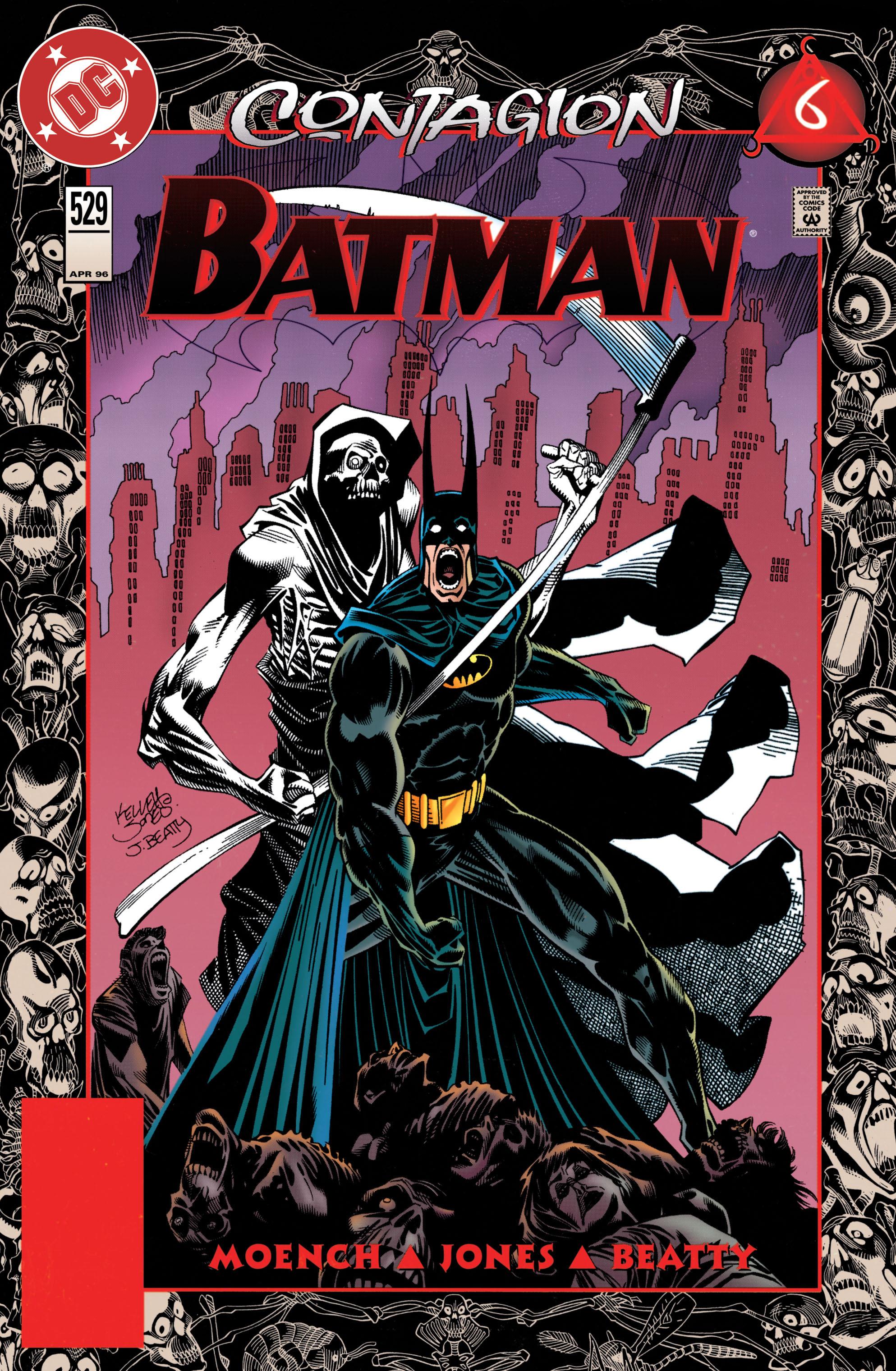 Batman (1940) 529 Page 1