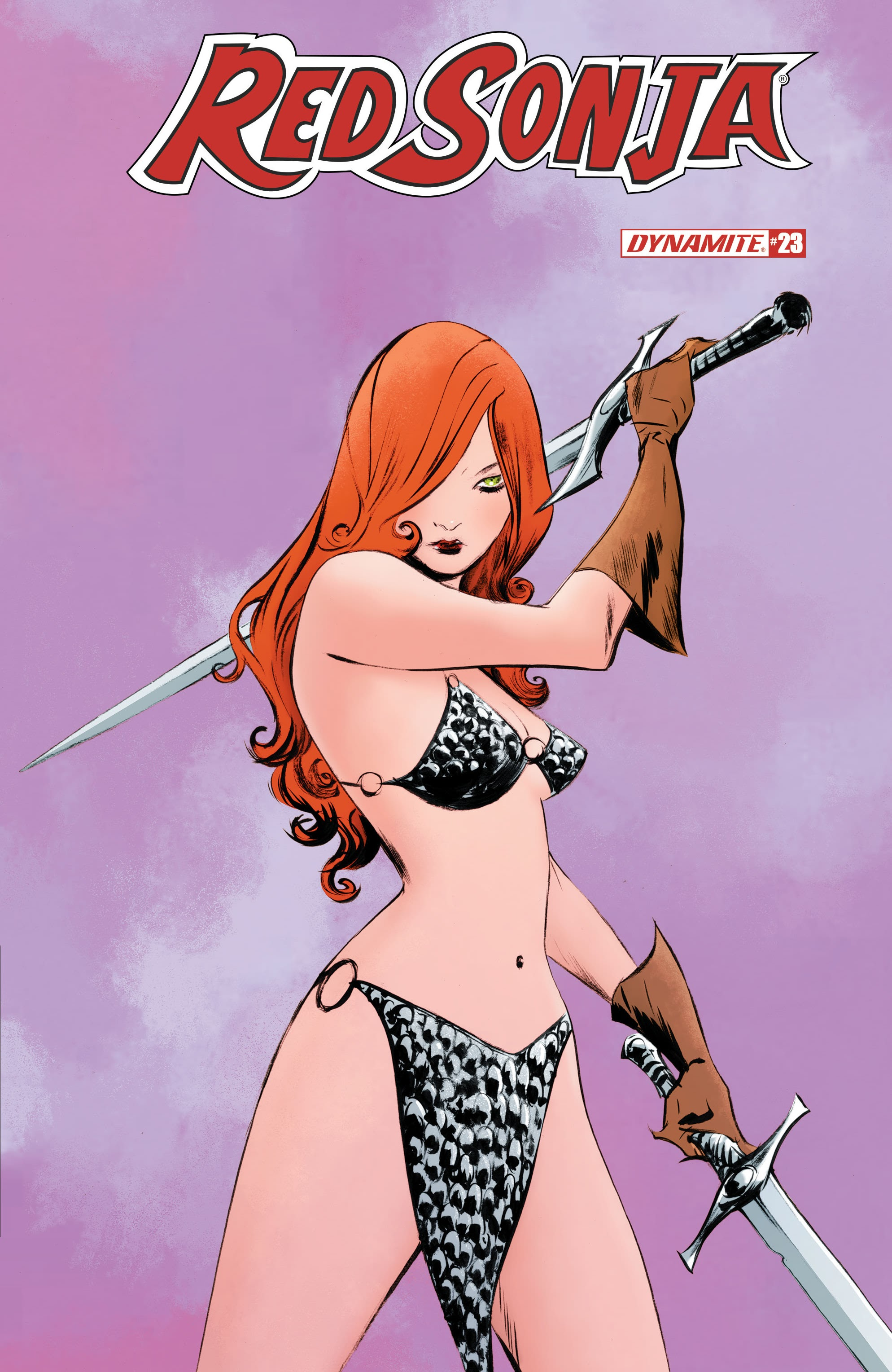 Red Sonja (2019) issue 23 - Page 1