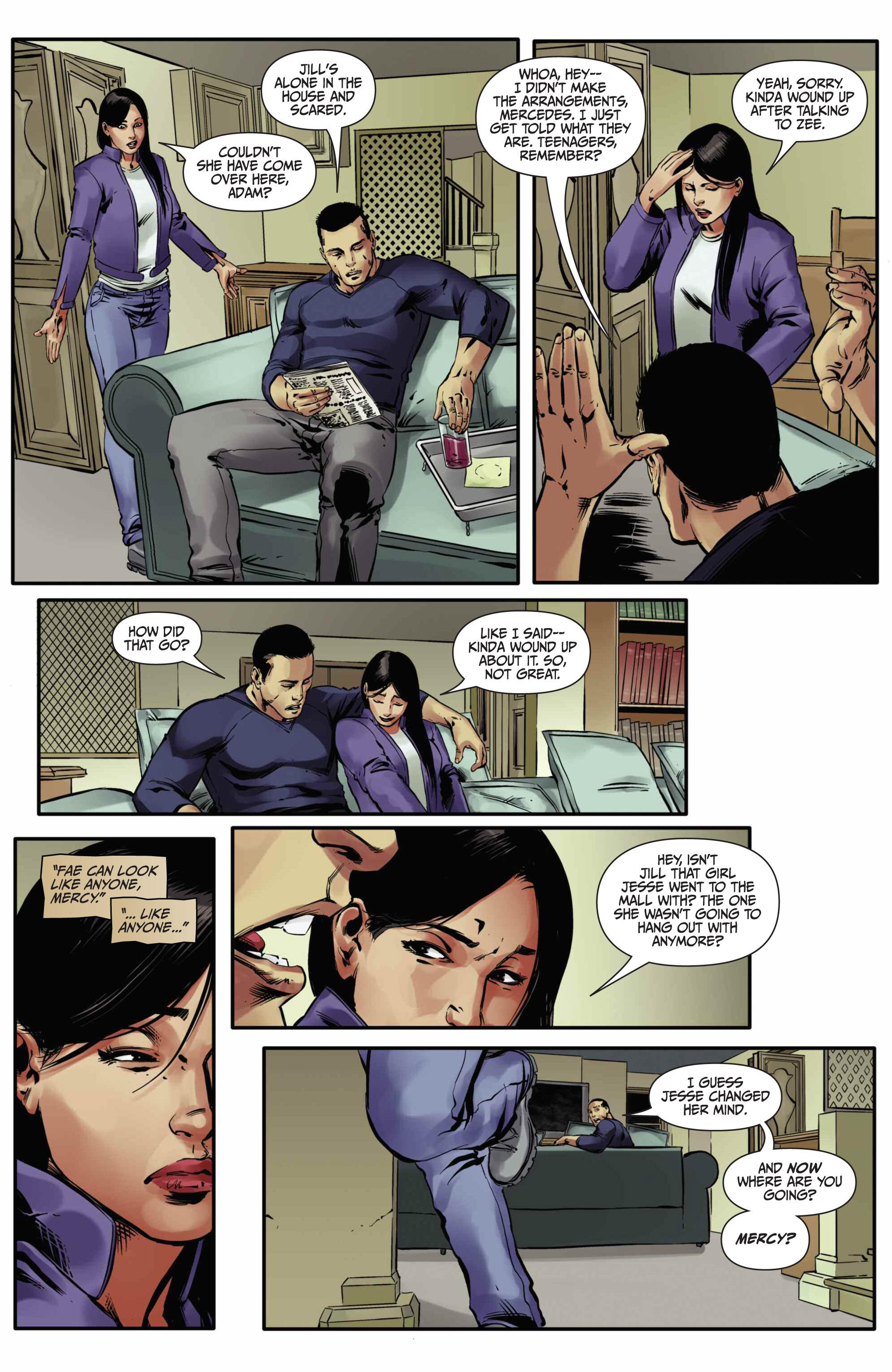 Read online Mercy Thompson comic -  Issue #5 - 18