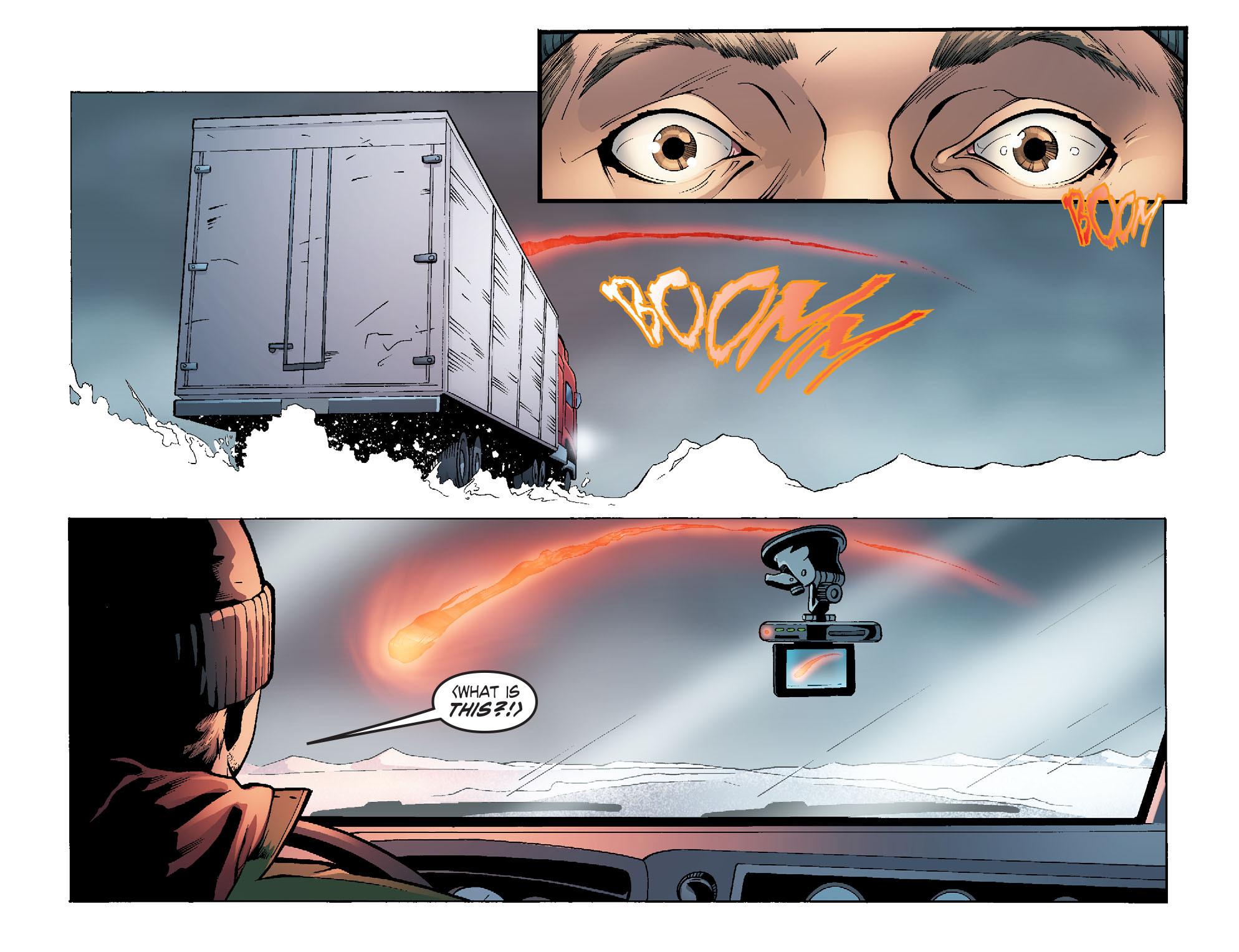 Read online Smallville: Alien comic -  Issue #1 - 20
