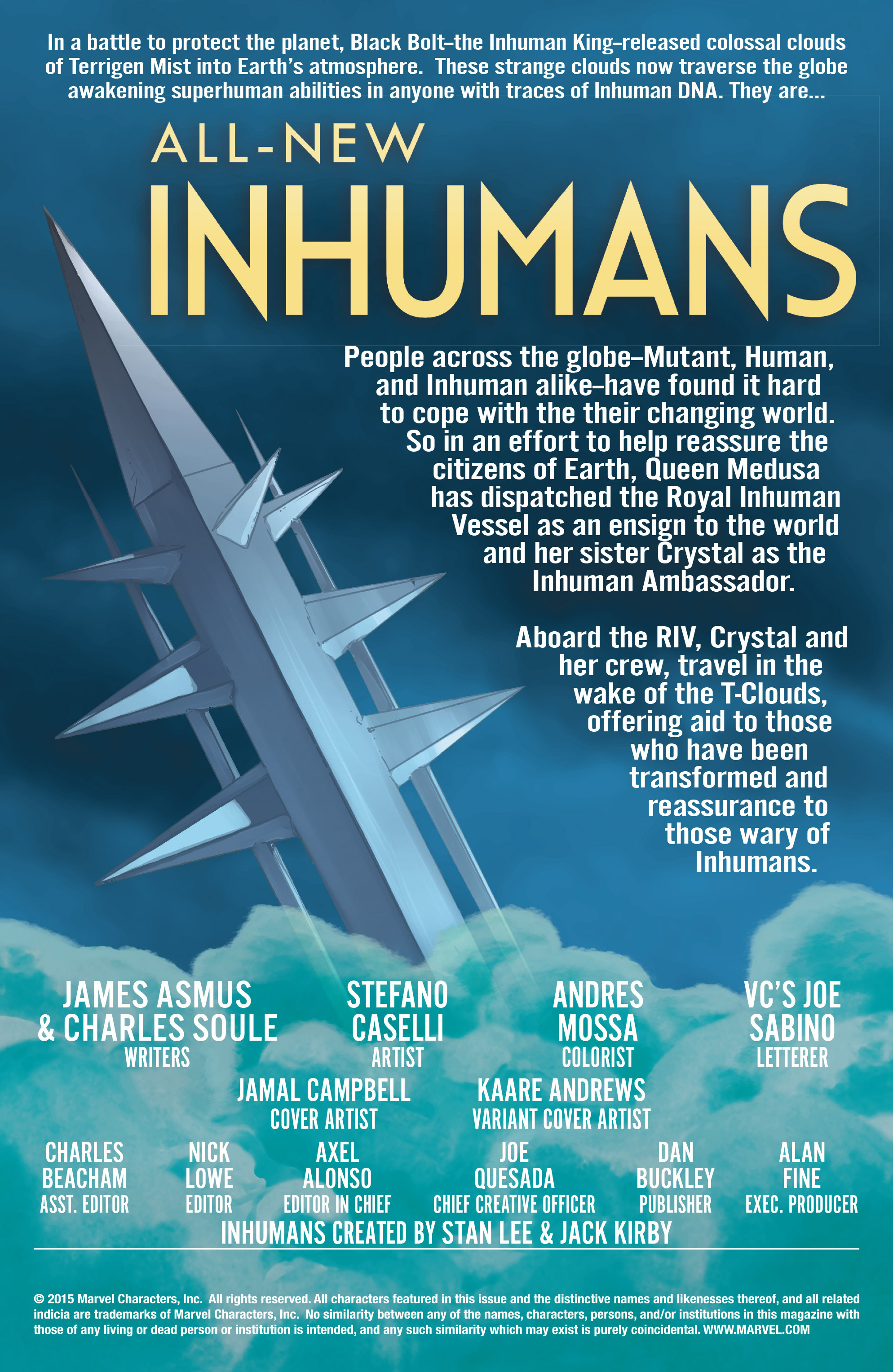 Read online All-New Inhumans comic -  Issue #2 - 2