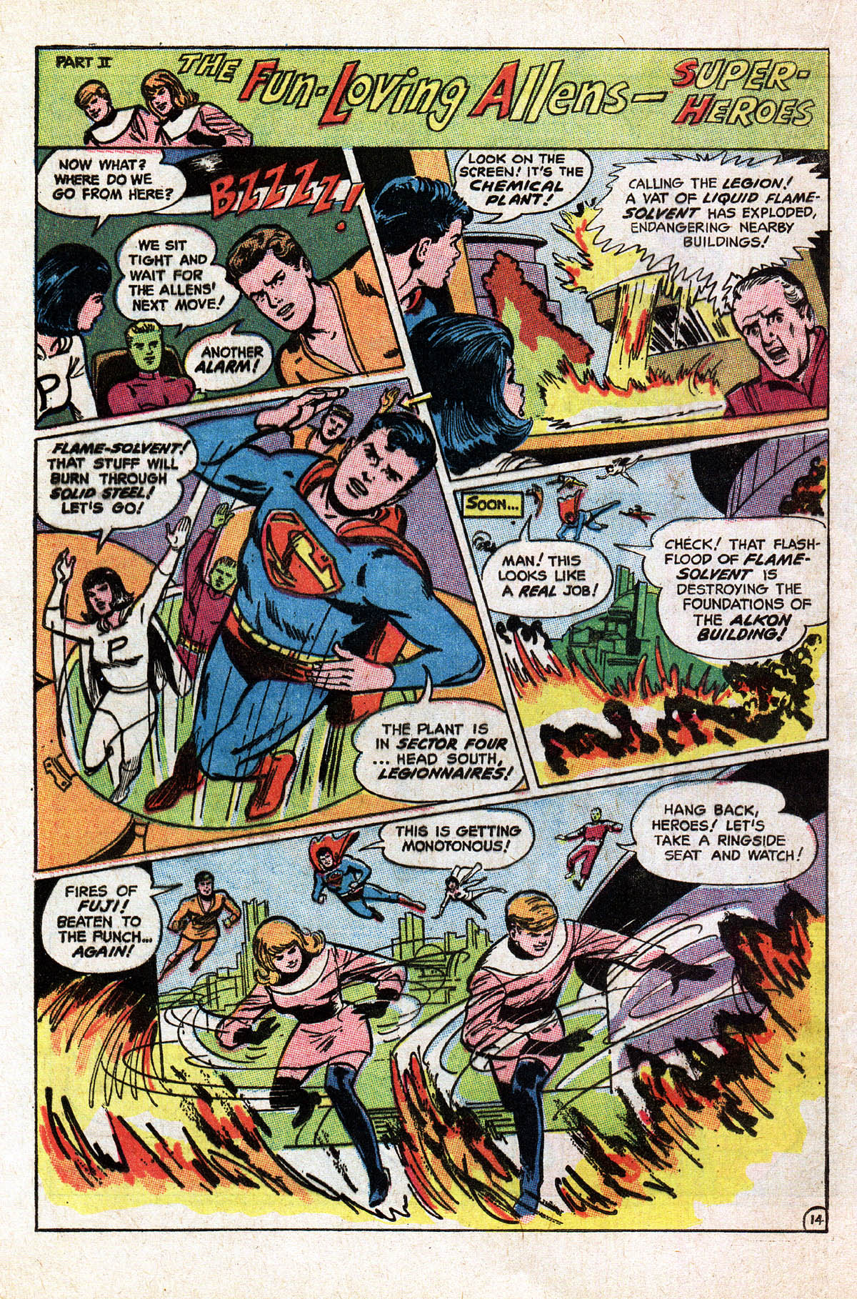 Read online Adventure Comics (1938) comic -  Issue #373 - 19