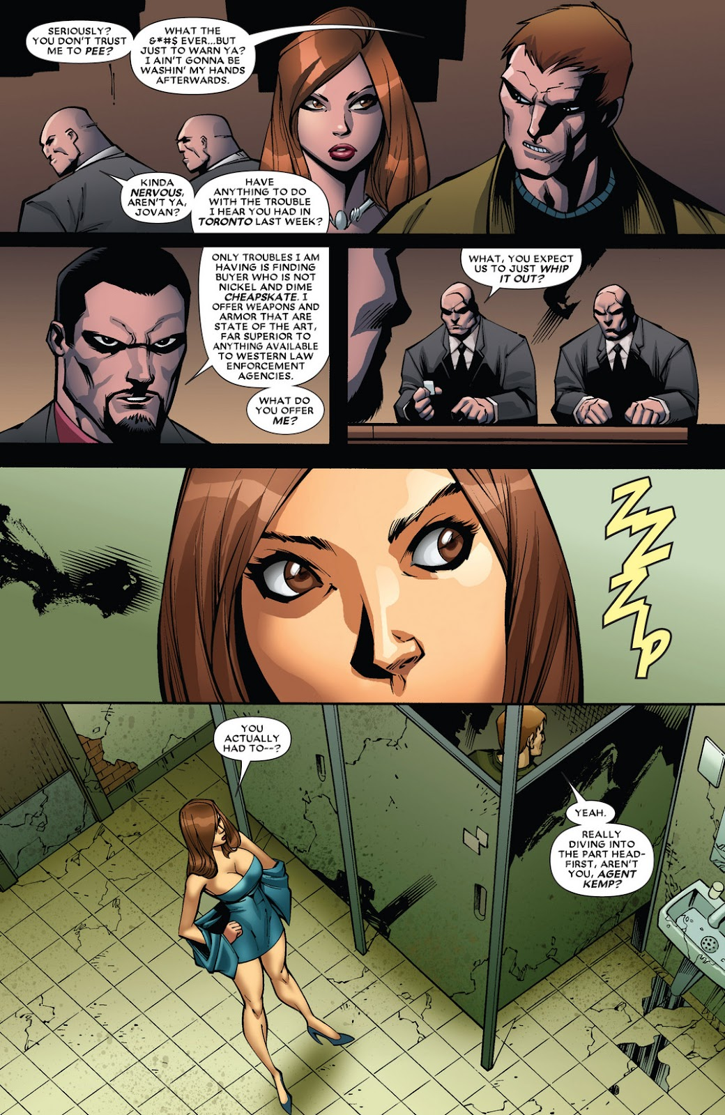 Read online Deadpool (2008) comic -  Issue #61 - 8