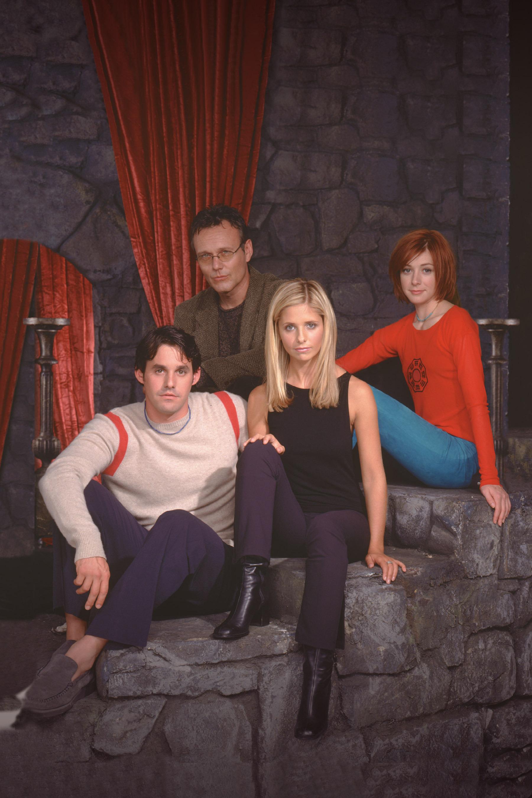 Read online Buffy the Vampire Slayer: Omnibus comic -  Issue # TPB 5 - 4