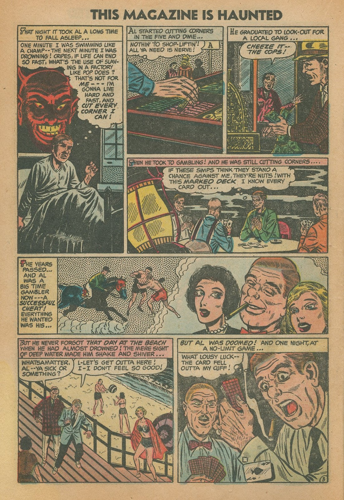 Read online This Magazine Is Haunted comic -  Issue #19 - 20