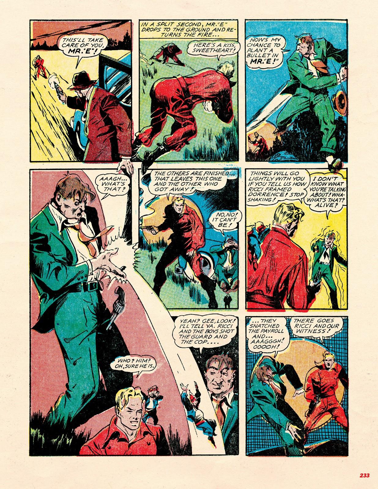 Read online Super Weird Heroes comic -  Issue # TPB 1 (Part 3) - 33