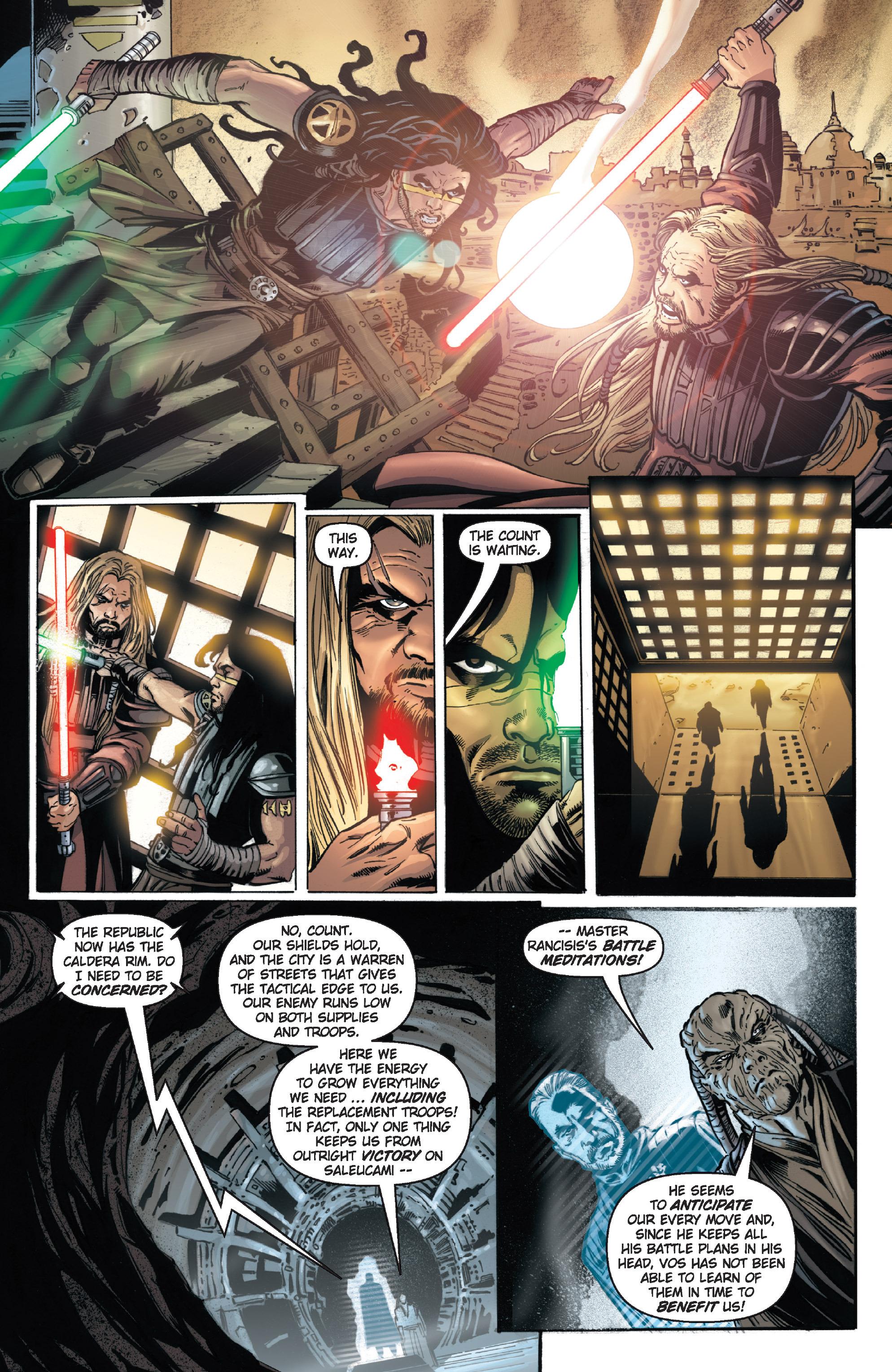 Read online Star Wars Omnibus comic -  Issue # Vol. 26 - 284