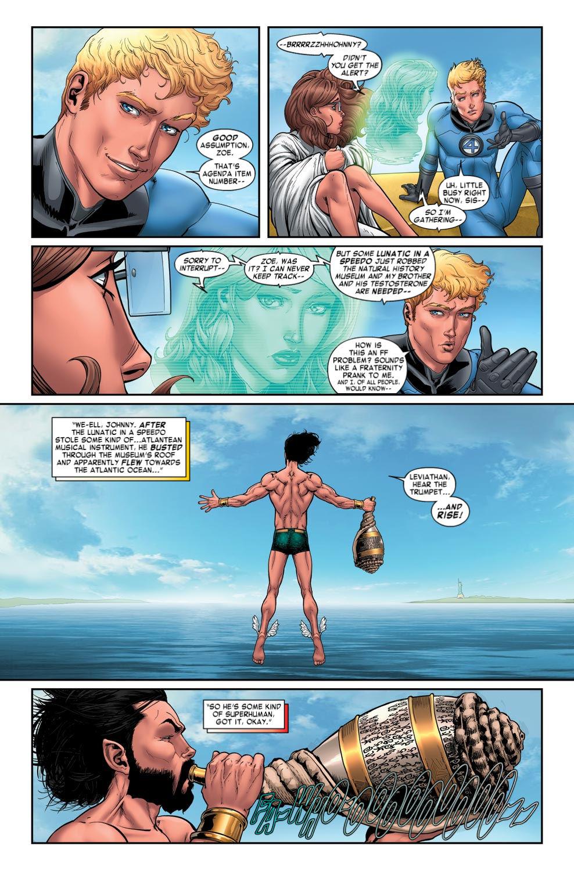 Read online Fantastic Four: Season One comic -  Issue # TPB - 82