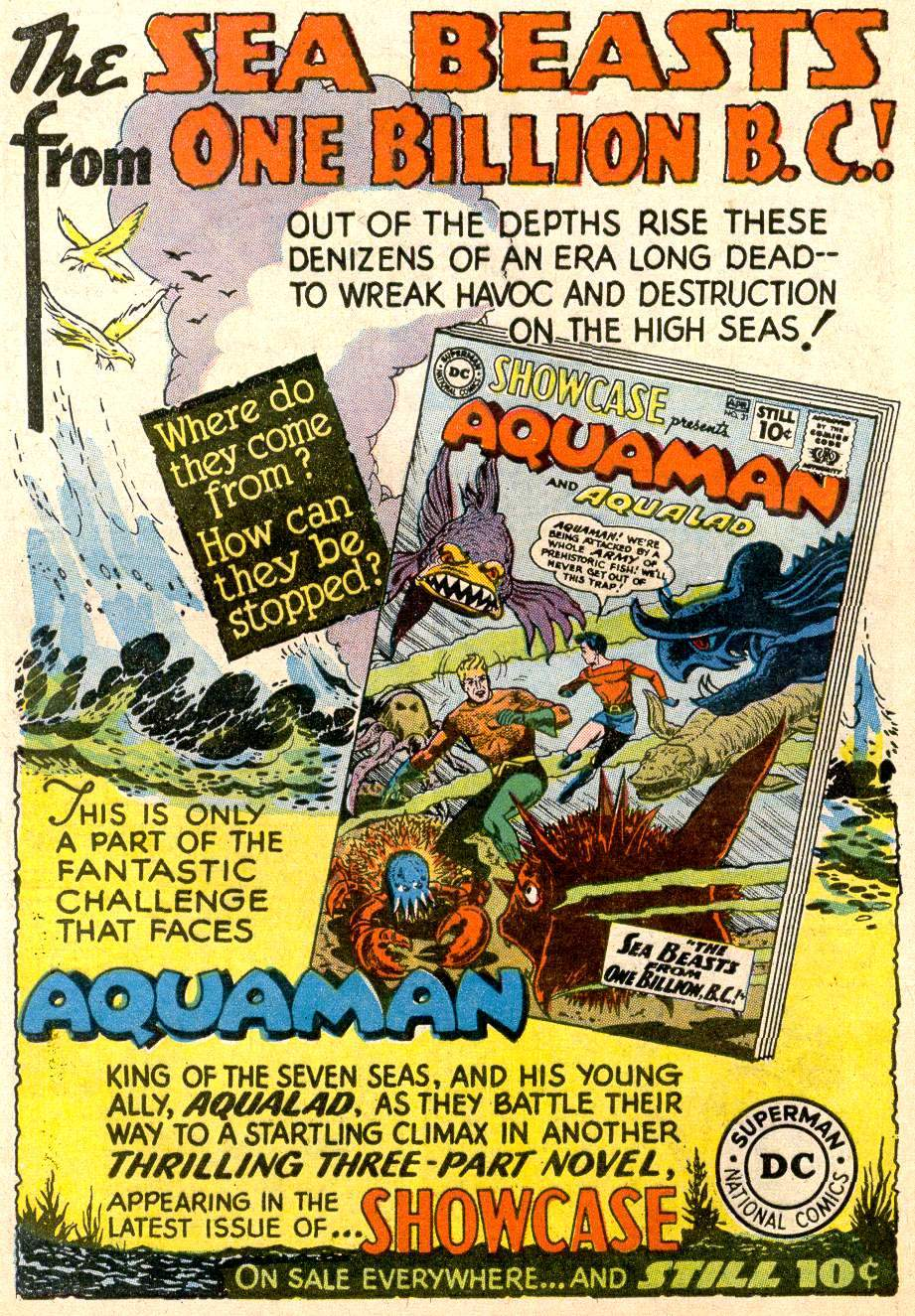 Read online Adventure Comics (1938) comic -  Issue #282 - 32