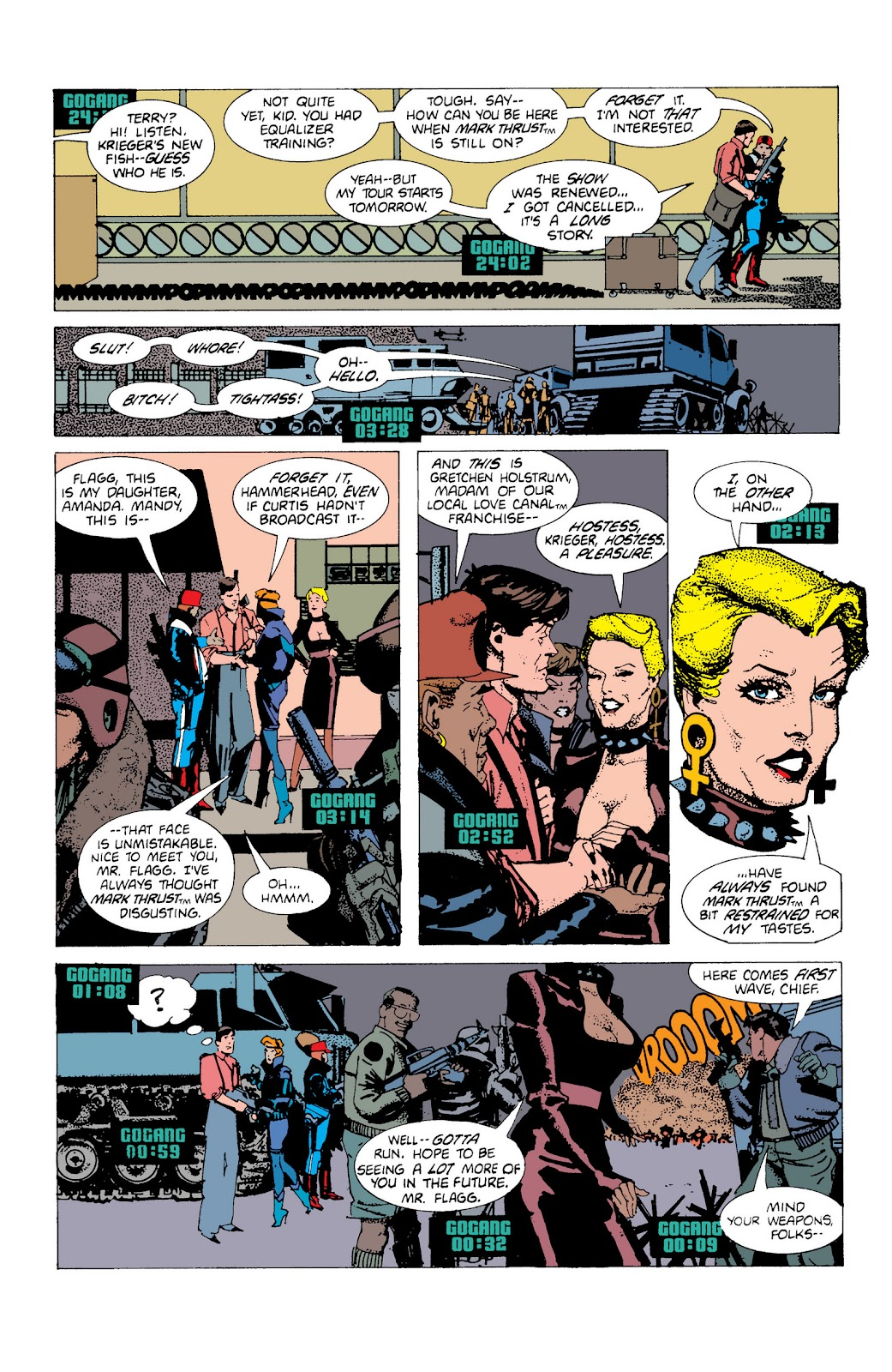 American Flagg! issue Definitive Collection (Part 1) - Page 28