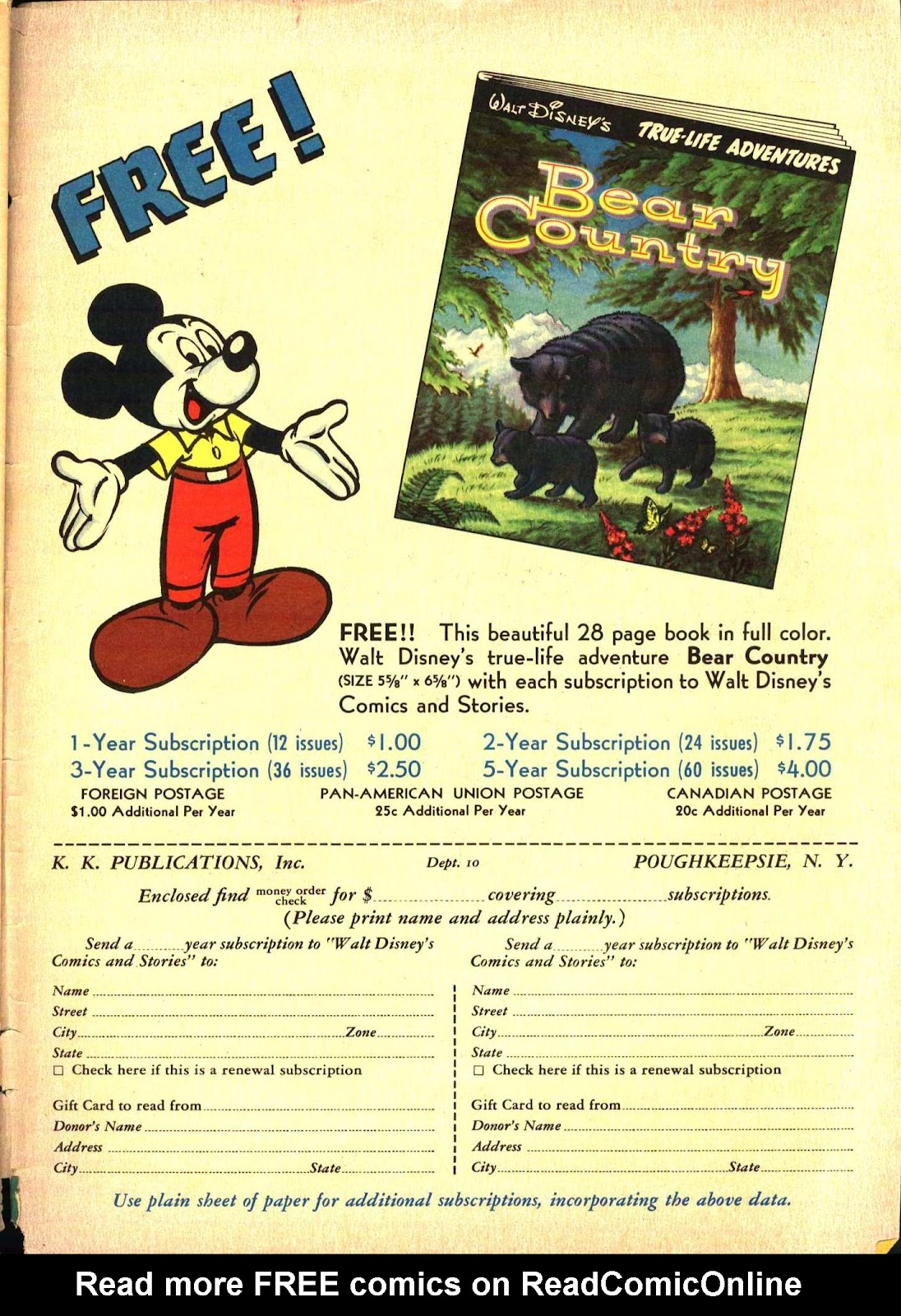 Walt Disney's Comics and Stories issue 193 - Page 35