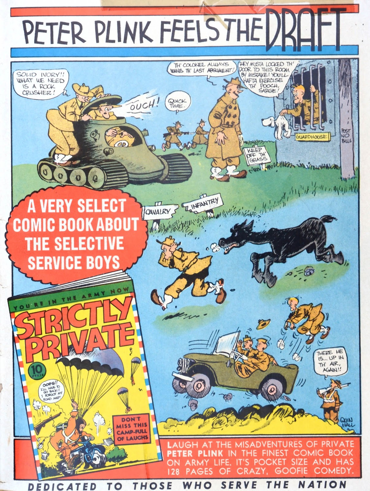 Read online Famous Funnies comic -  Issue #87 - 65
