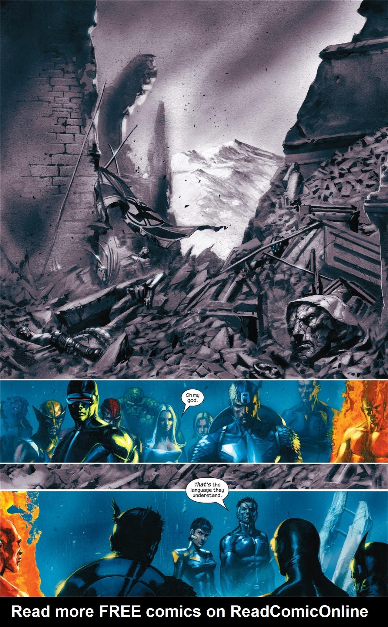 Secret War #5 #6 - English 22