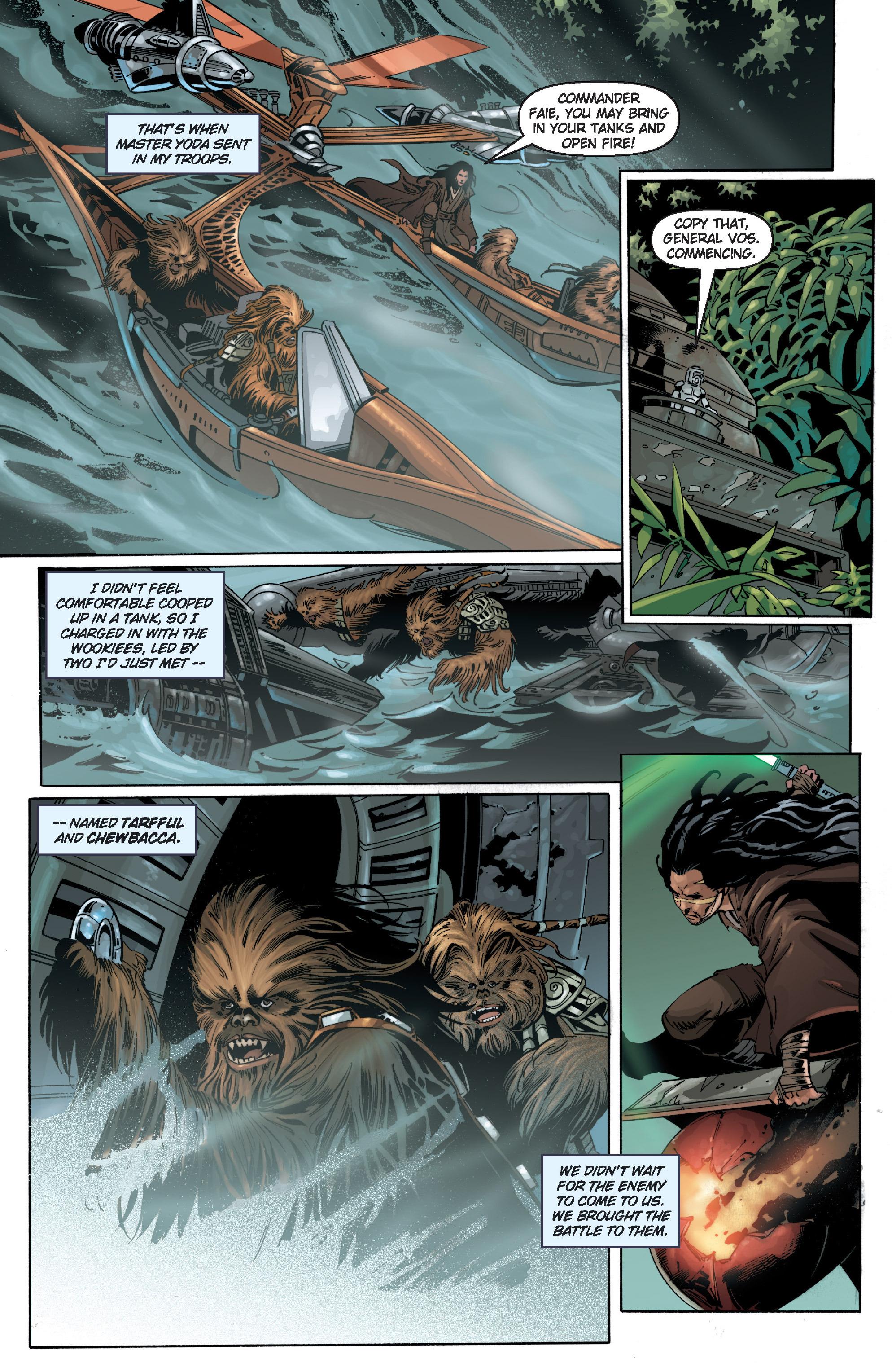 Read online Star Wars Omnibus comic -  Issue # Vol. 26 - 388