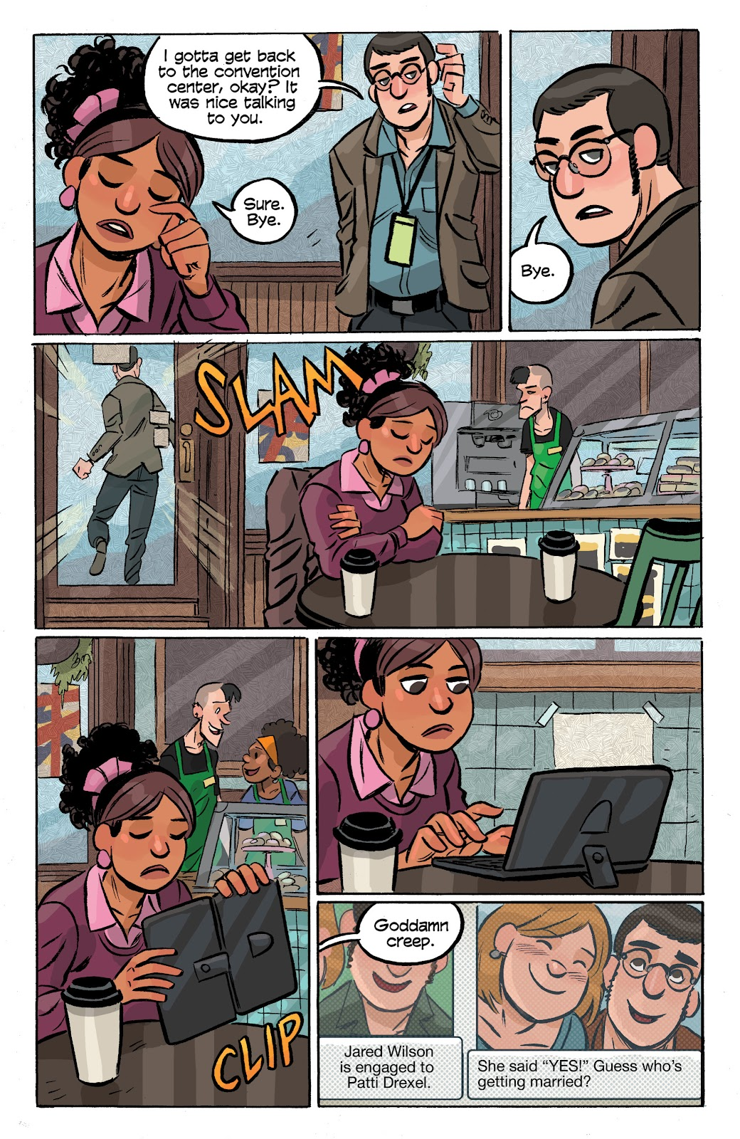 Read online Cellies comic -  Issue #8 - 17