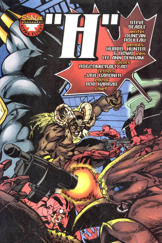 Read online Alpha Flight (1997) comic -  Issue #12 - 44