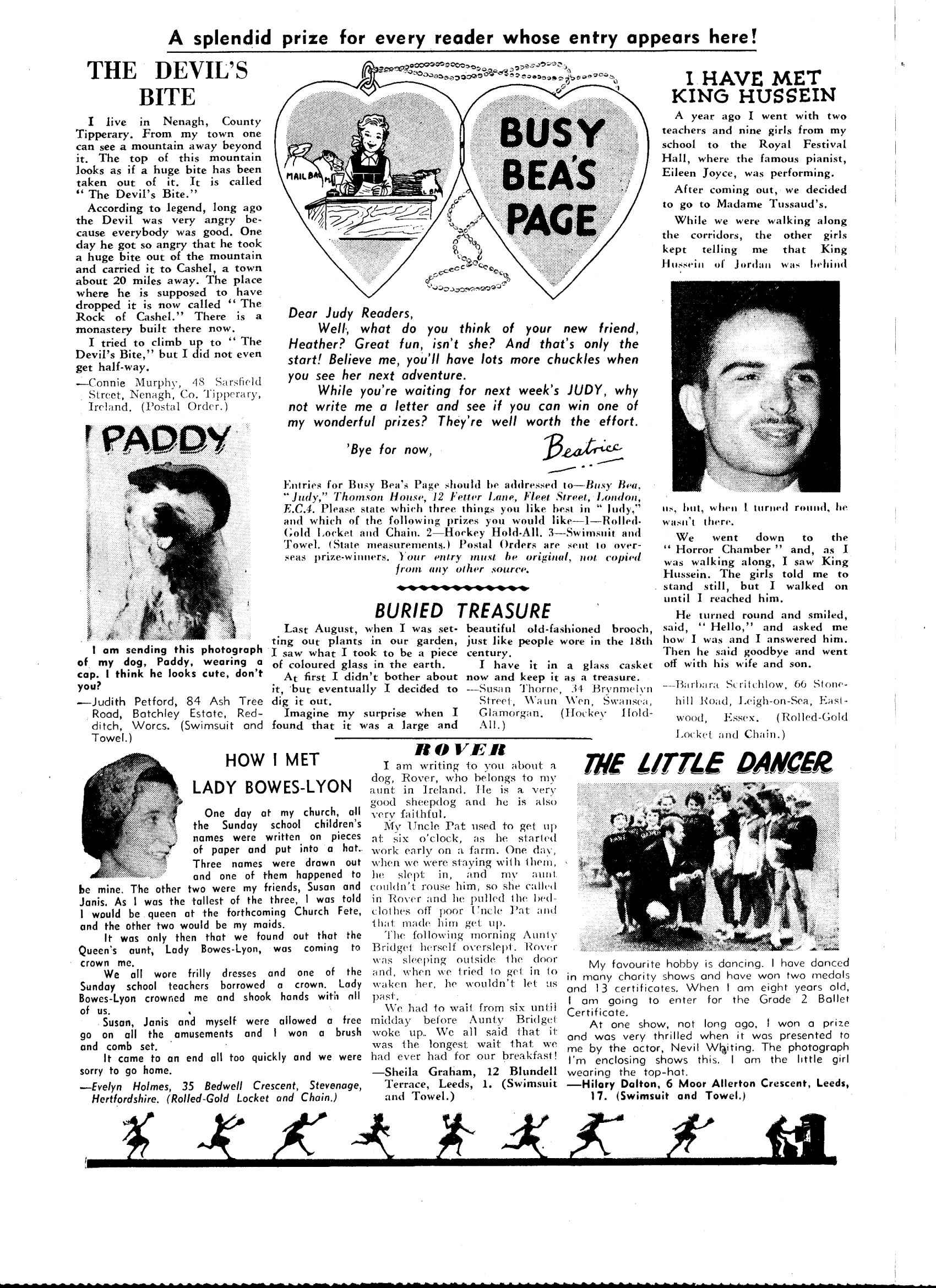 Read online Judy comic -  Issue #60 - 8