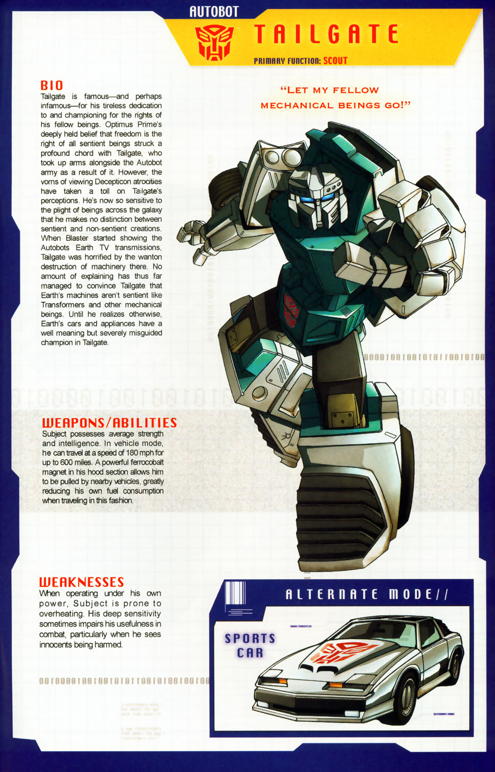 Read online Transformers: More than Meets the Eye comic -  Issue #6 - 65