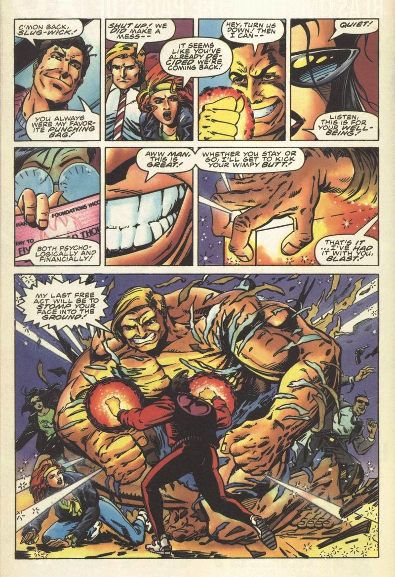 Read online Secret Weapons comic -  Issue #8 - 12