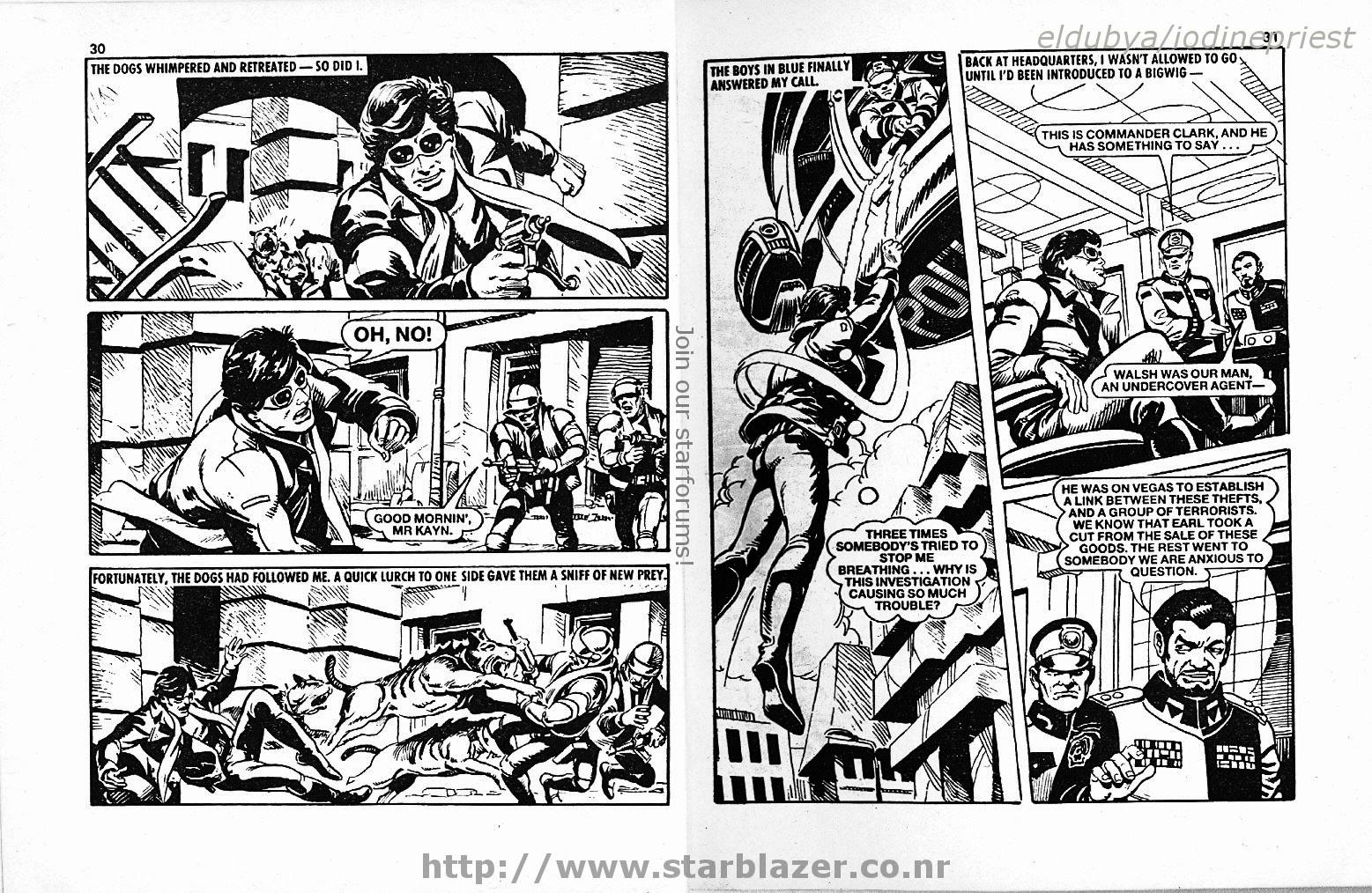 Starblazer issue 173 - Page 17
