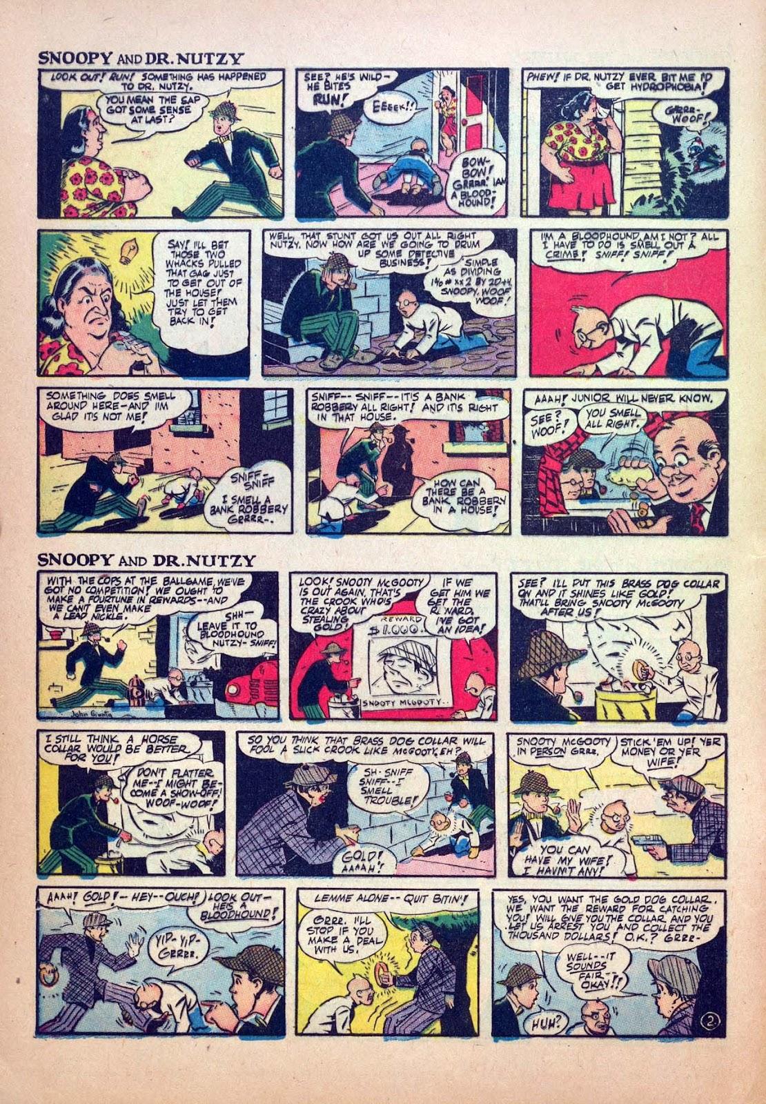 Read online Joker Comics comic -  Issue #5 - 4