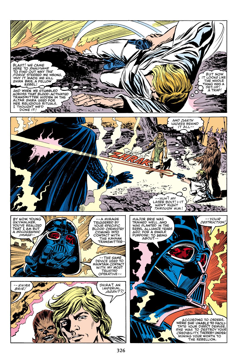 Read online Star Wars Omnibus comic -  Issue # Vol. 16 - 320
